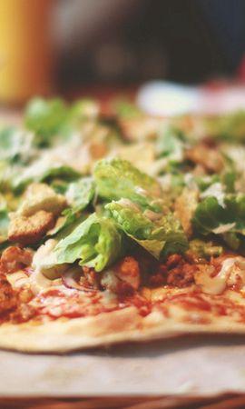 58897 télécharger le fond d'écran Nourriture, Pizza, Sauce, Légumes - économiseurs d'écran et images gratuitement