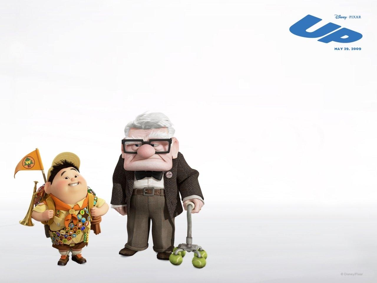 261 Hintergrundbild herunterladen Cartoon, Up - Bildschirmschoner und Bilder kostenlos