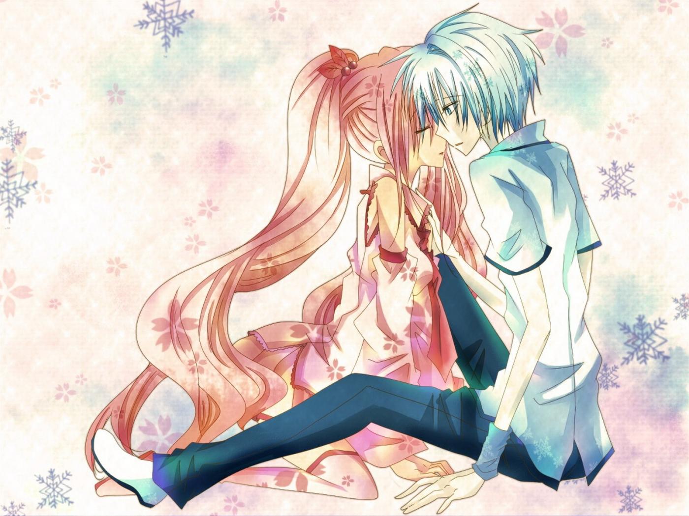 32461 descargar fondo de pantalla Anime, Chicas, Hombres, Amor: protectores de pantalla e imágenes gratis