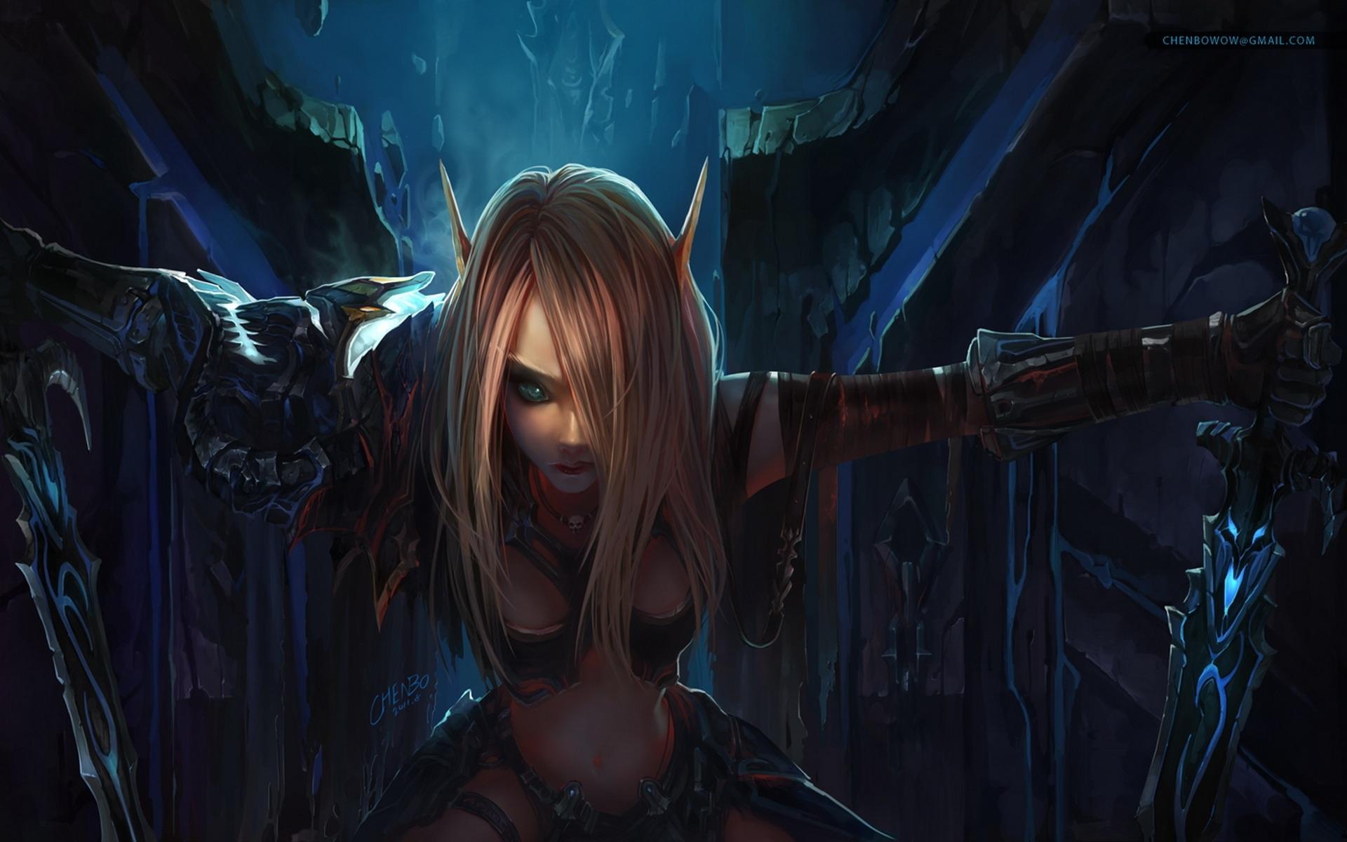 26850 télécharger le fond d'écran Jeux, World Of Warcraft, Wow - économiseurs d'écran et images gratuitement