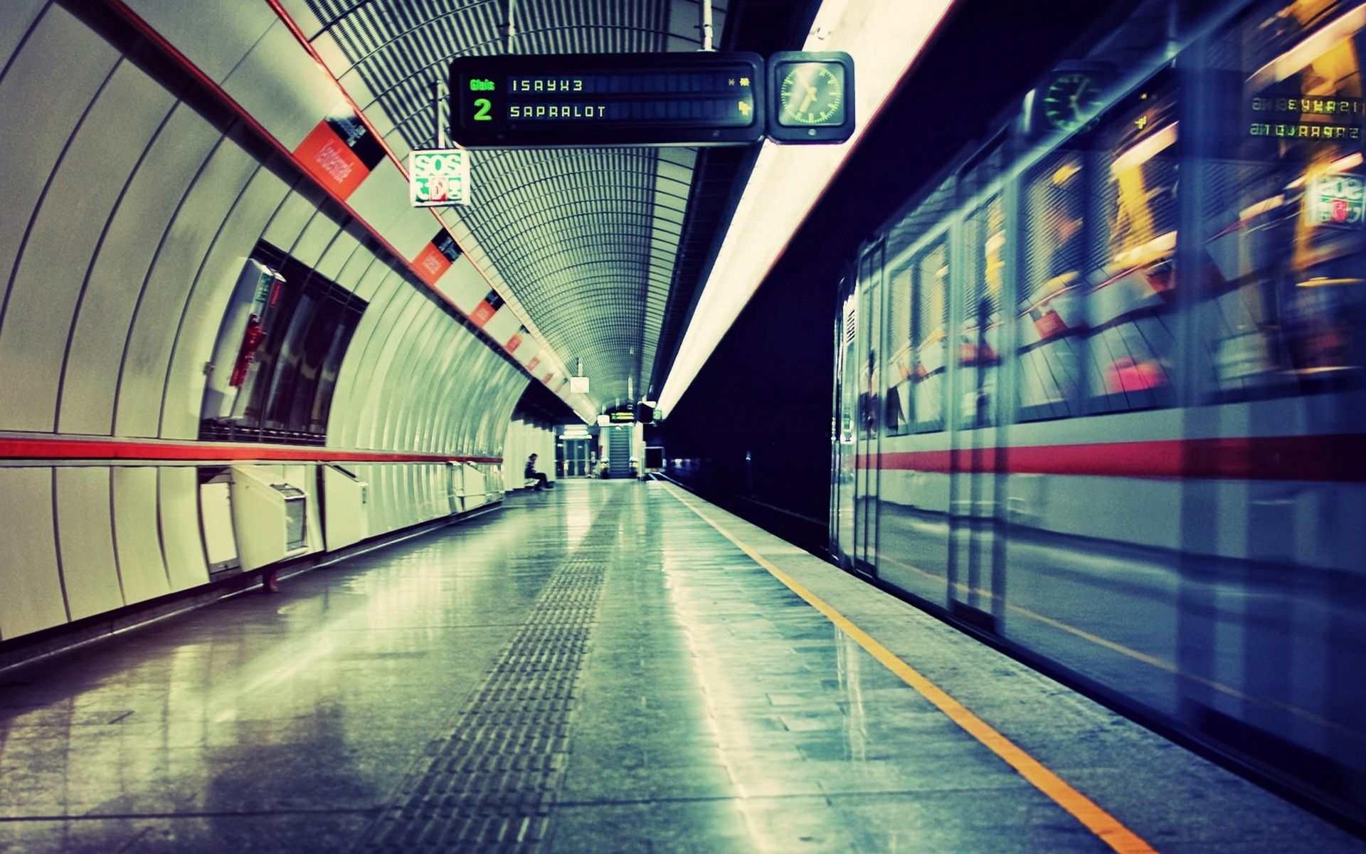 72899 Screensavers and Wallpapers Metro for phone. Download Cities, Car, Underground, Metro, Subway, Stop, Railway Carriage pictures for free