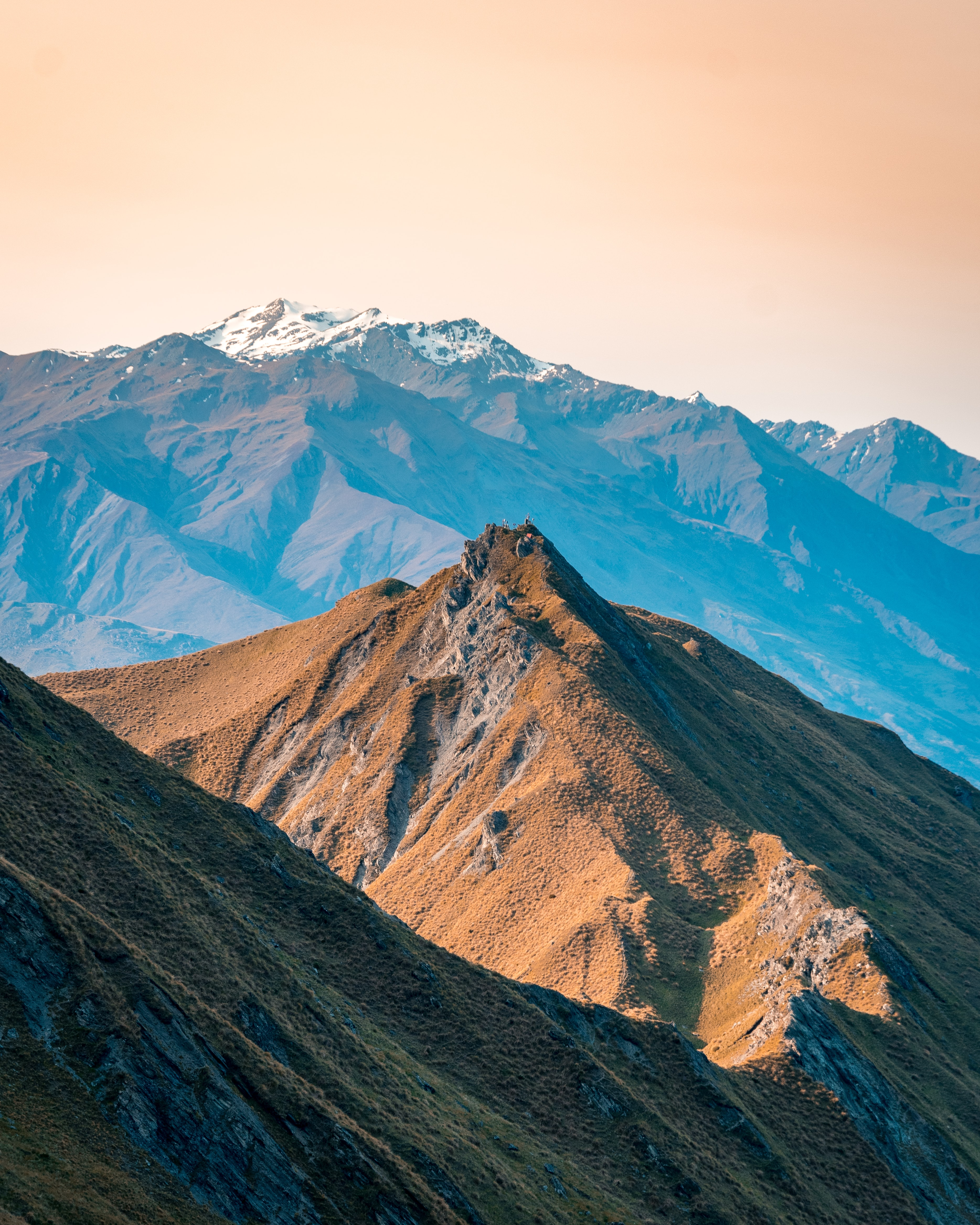 55795 Screensavers and Wallpapers New Zealand for phone. Download Nature, Mountains, Vertex, New Zealand, Relief, Tops pictures for free