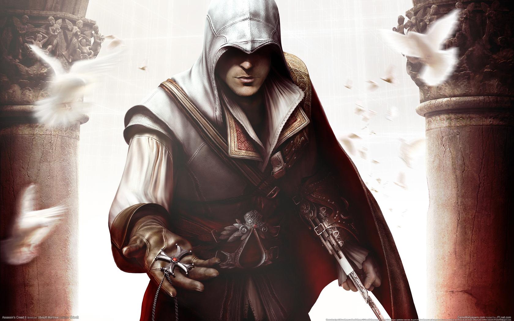 11806 скачать обои Игры, Мужчины, Кредо Убийцы (Assassin's Creed) - заставки и картинки бесплатно