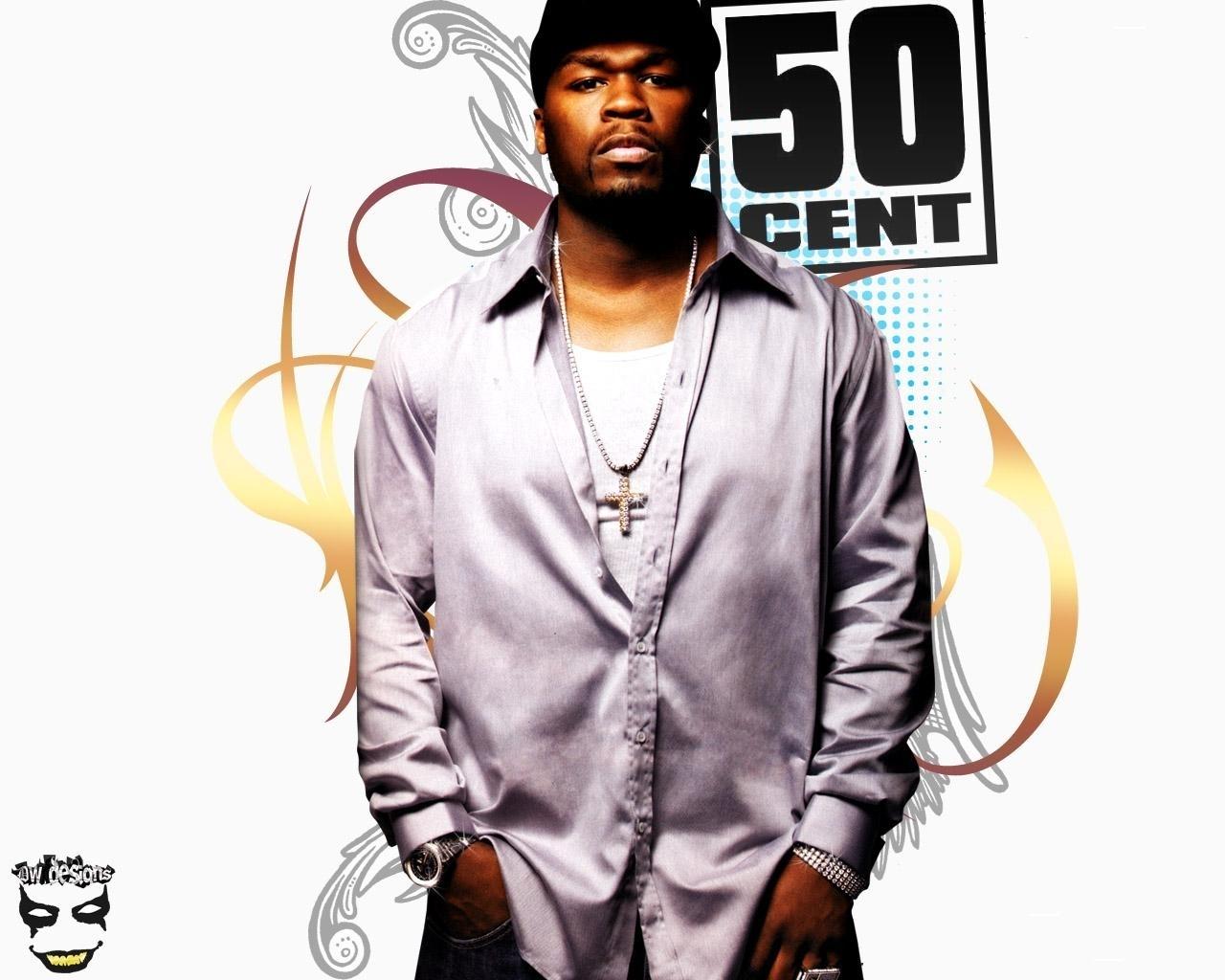 5704 скачать обои Музыка, Люди, Артисты, Мужчины, 50 Cent - заставки и картинки бесплатно