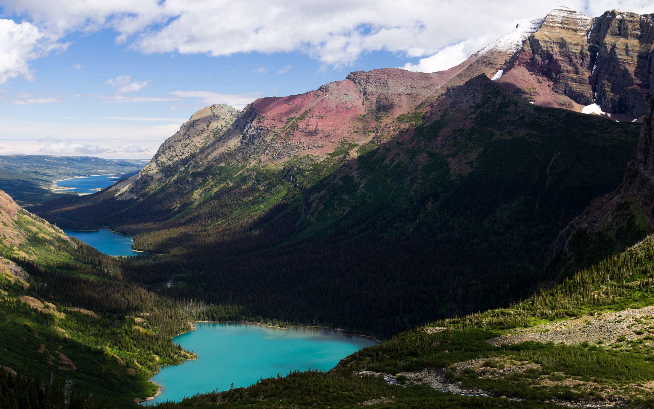 153327 Заставки и Обои Озера на телефон. Скачать Природа, Небо, Горы, Озера, Тени, Низины картинки бесплатно