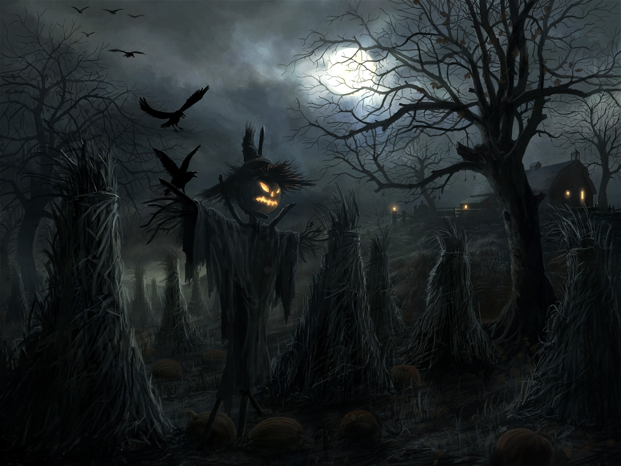 Download free Halloween HD pictures