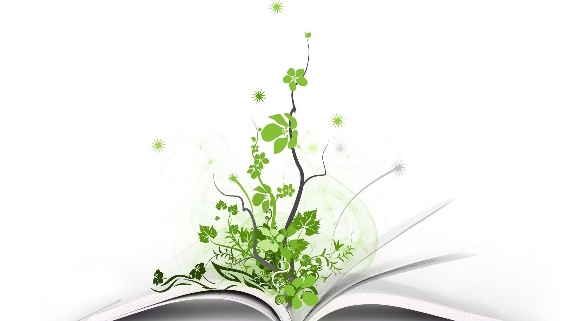 Handy-Wallpaper Pflanzen, Hintergrund, Bücher kostenlos herunterladen.