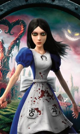 22538 download wallpaper Games, Alice: Madness Returns screensavers and pictures for free