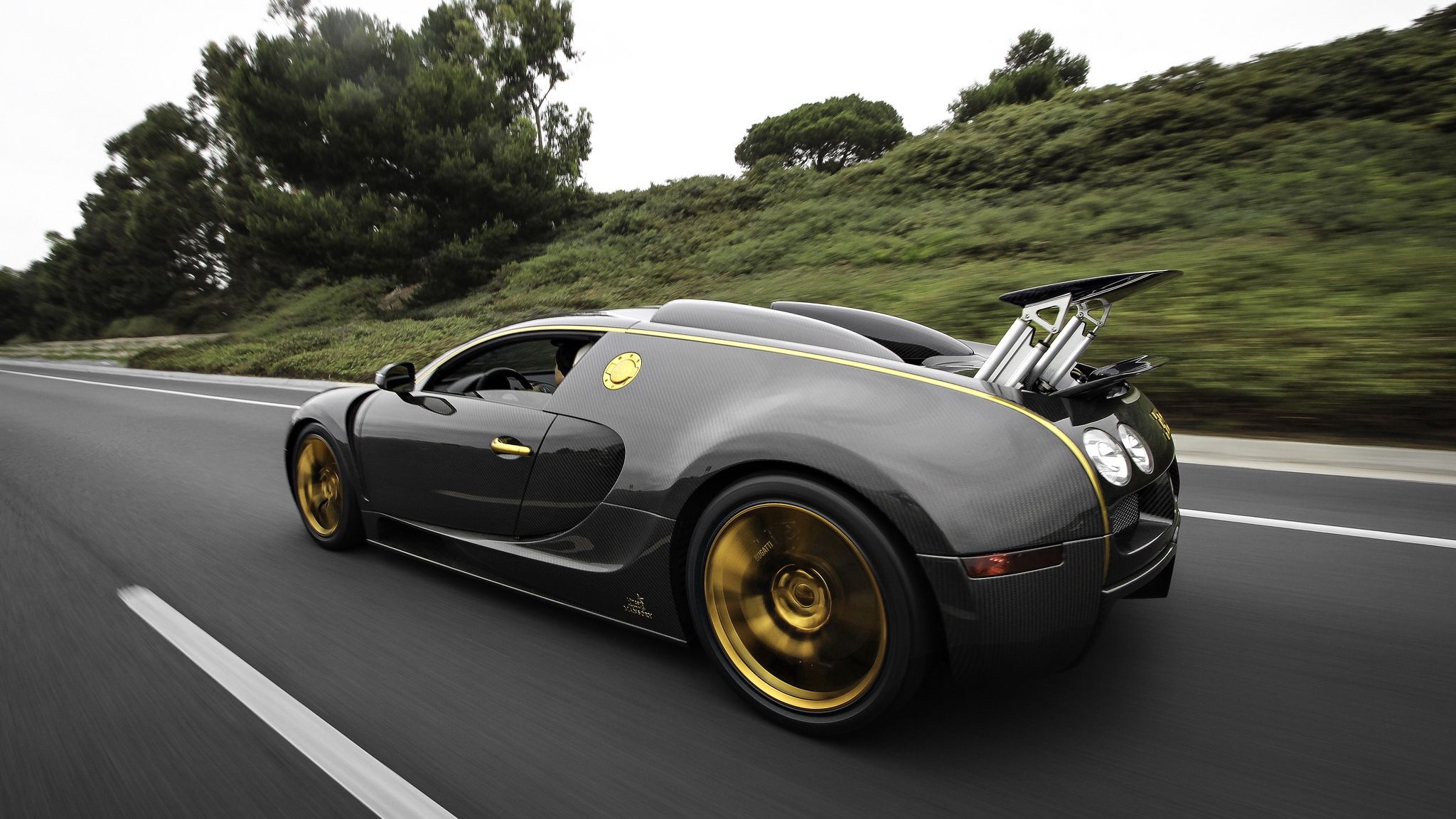 95785 download wallpaper Bugatti, Cars, Side View, Veyron screensavers and pictures for free