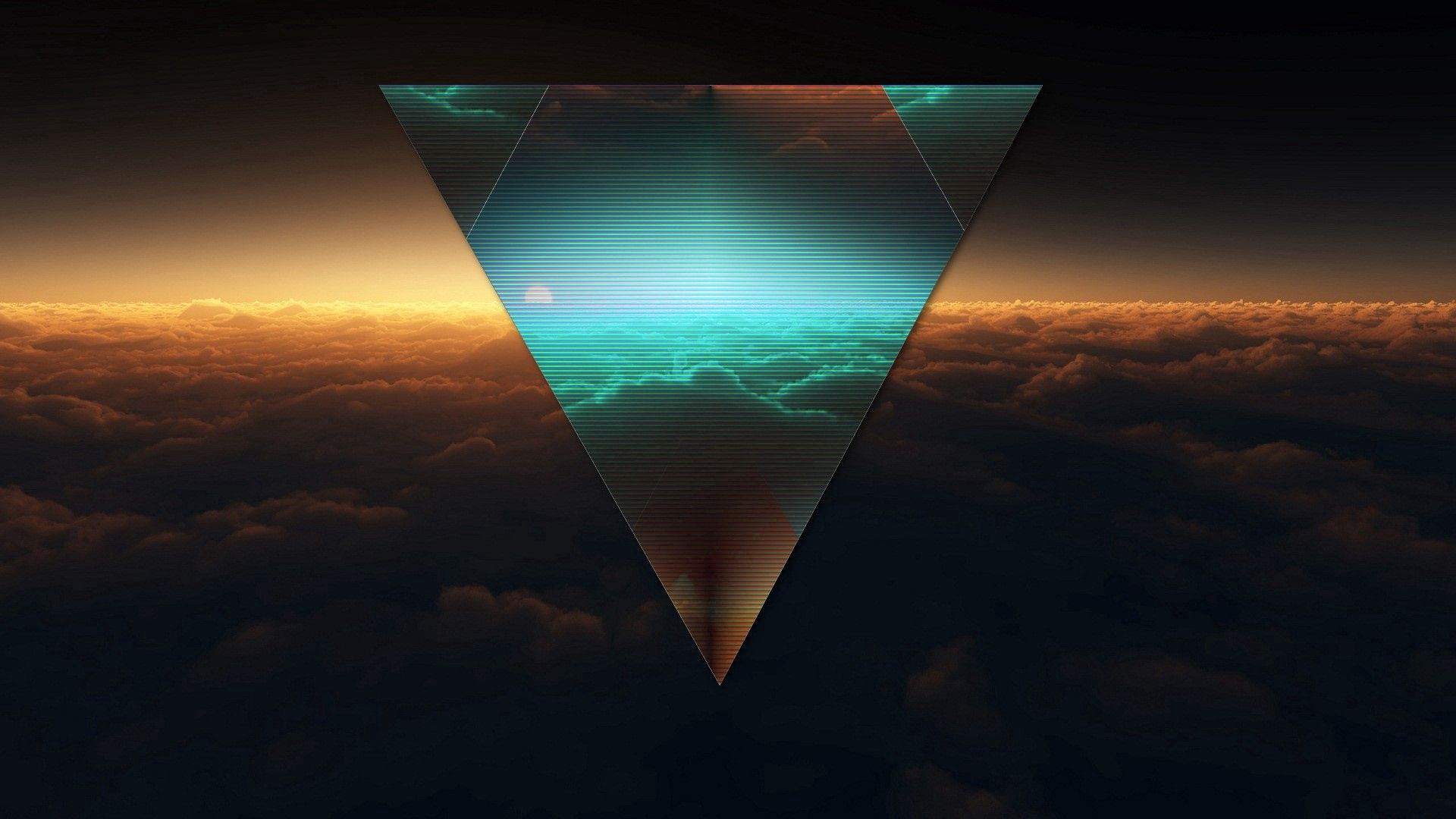 74449 Screensavers and Wallpapers Form for phone. Download Dark, Abstract, Form, Figurine, Triangle pictures for free