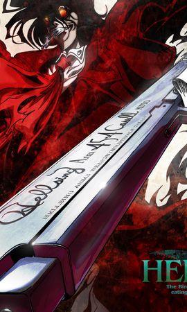 21197 baixar papel de parede Anime, Homens, Arma, Vampiros - protetores de tela e imagens gratuitamente