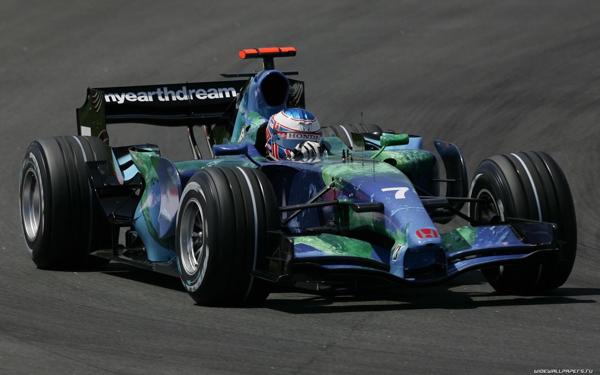 954 скачать обои Транспорт, Машины, Хонда (Honda), Формула-1 (Formula-1, F1) - заставки и картинки бесплатно