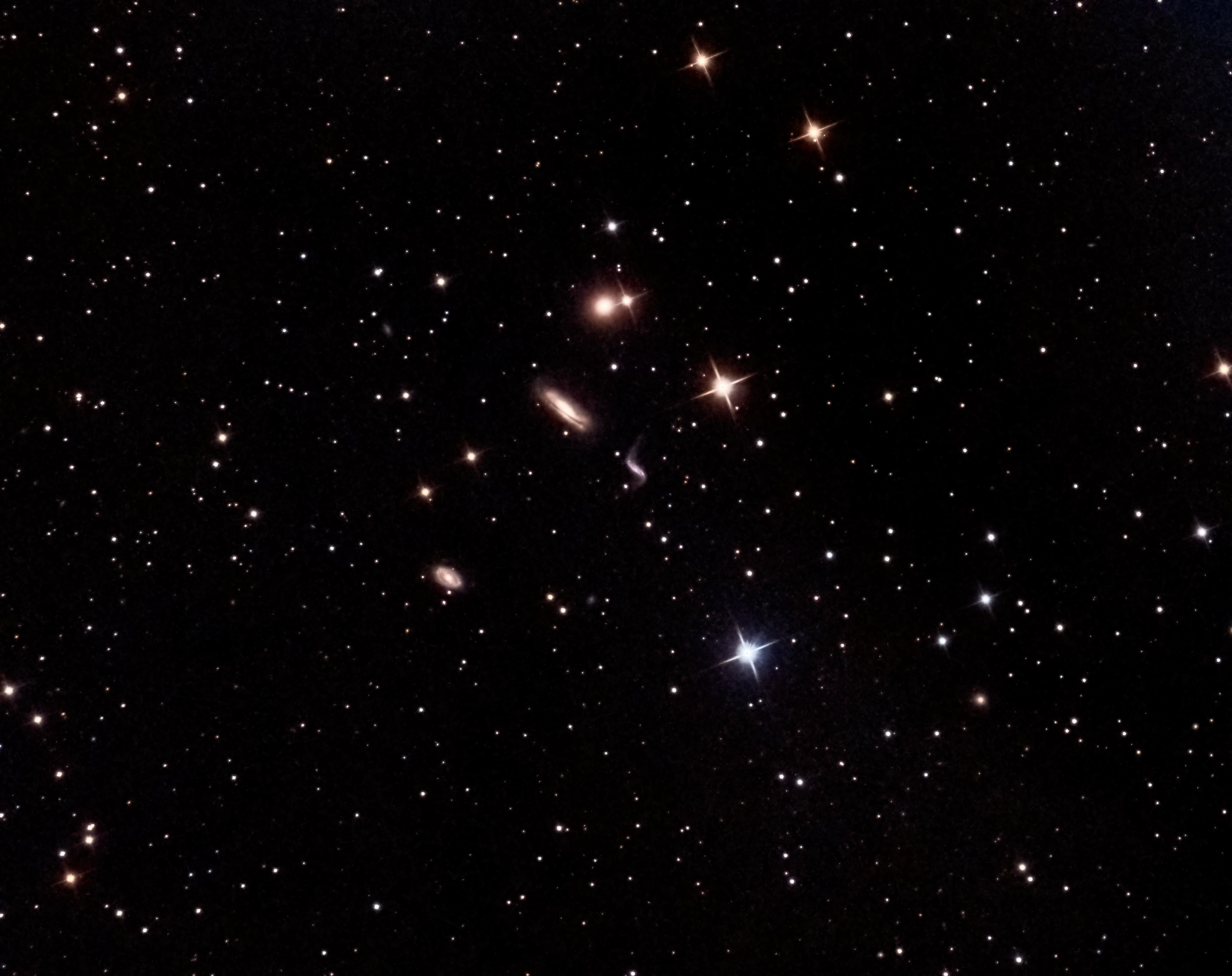 51332 скачать обои Галактика, Блики, Космос, Звезды - заставки и картинки бесплатно