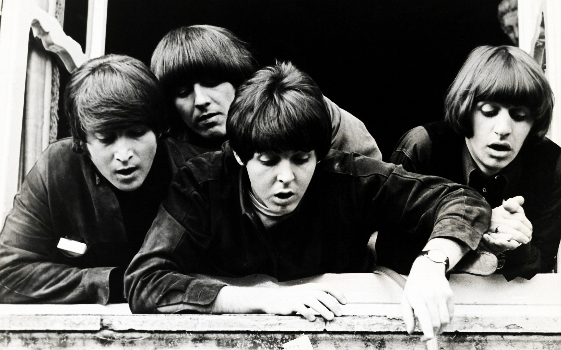 30291 download wallpaper Music, People, Men, Beatles screensavers and pictures for free