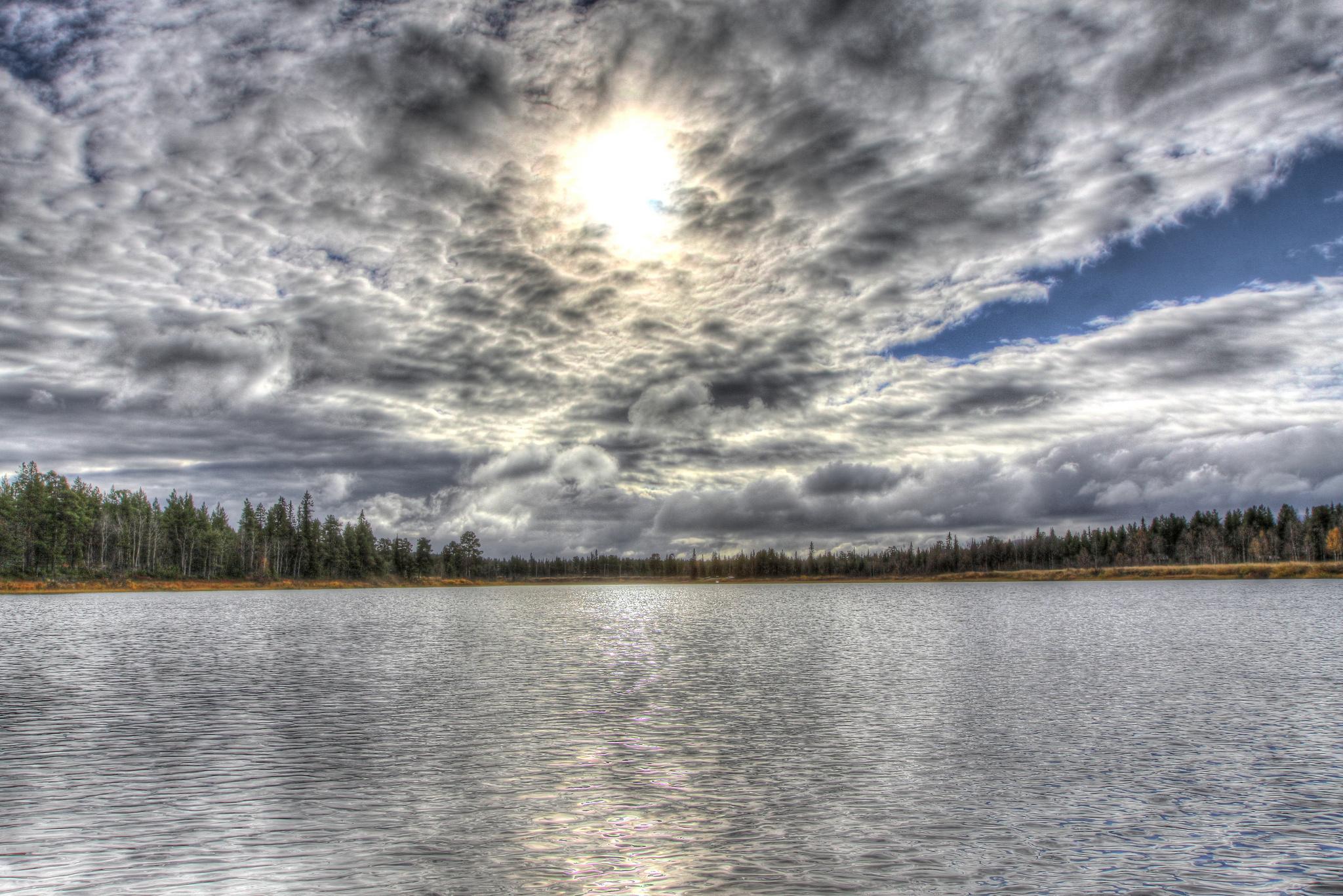 140949 免費下載壁紙 性质, 云, 人类发展报告, Hdr, 湖, 湖景, 森林, 景观 屏保和圖片