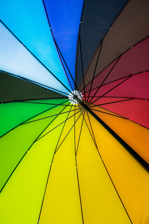 136349壁紙のダウンロードその他, 雑, 傘, 色とりどり, モトリー, 明るい, 設計, 建設, 機構-スクリーンセーバーと写真を無料で