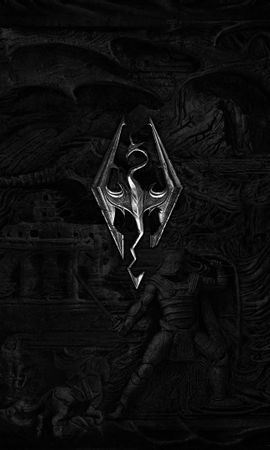 18496 Screensavers and Wallpapers Games for phone. Download Games, Background, Logos, Elder Scrolls pictures for free
