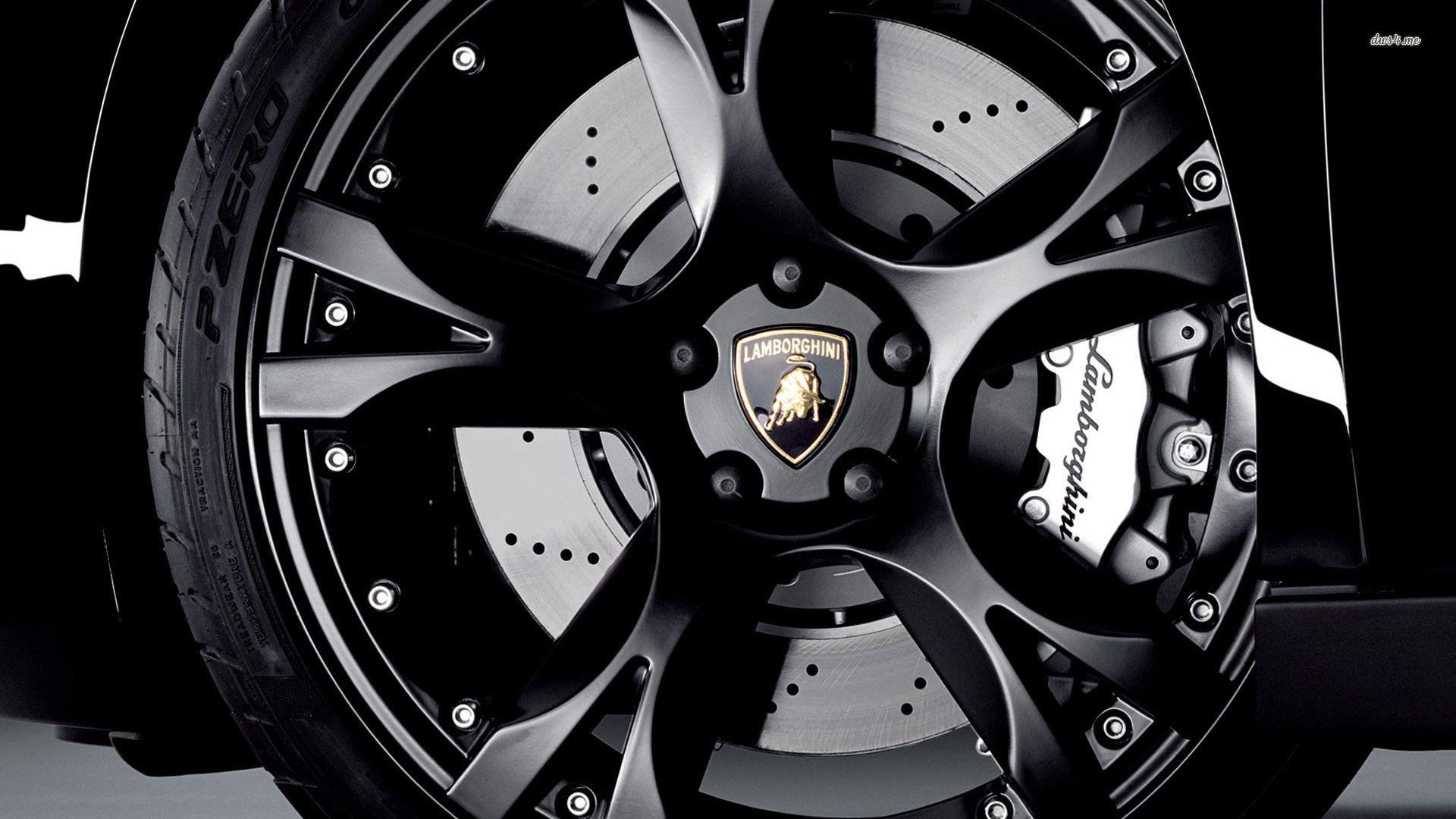 86383 télécharger le fond d'écran Voitures, Le Noir, Voitures De Sport, Lamborghini, Emblème - économiseurs d'écran et images gratuitement