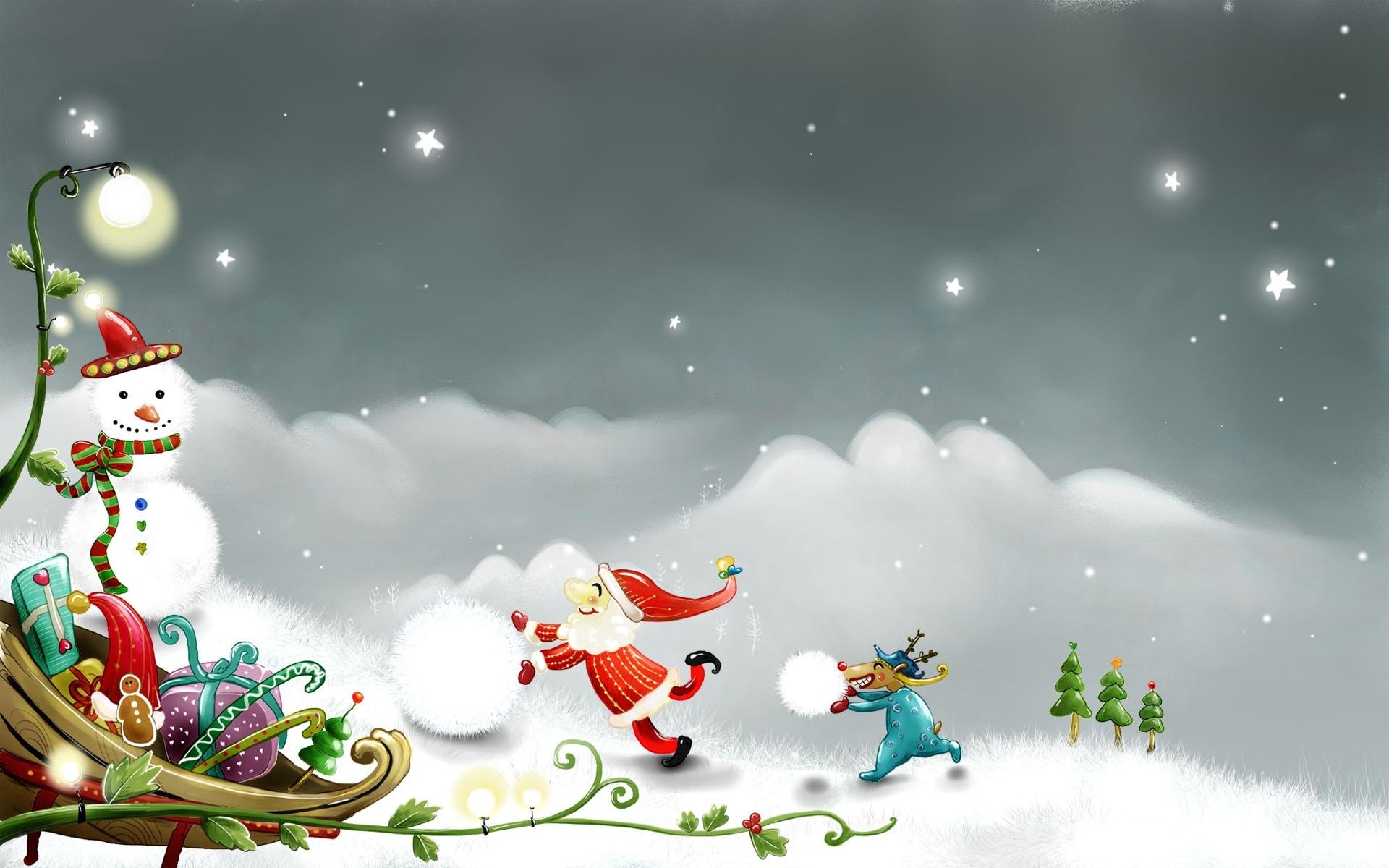 5109 descargar fondo de pantalla Vacaciones, Invierno, Año Nuevo, Navidad, Imágenes: protectores de pantalla e imágenes gratis
