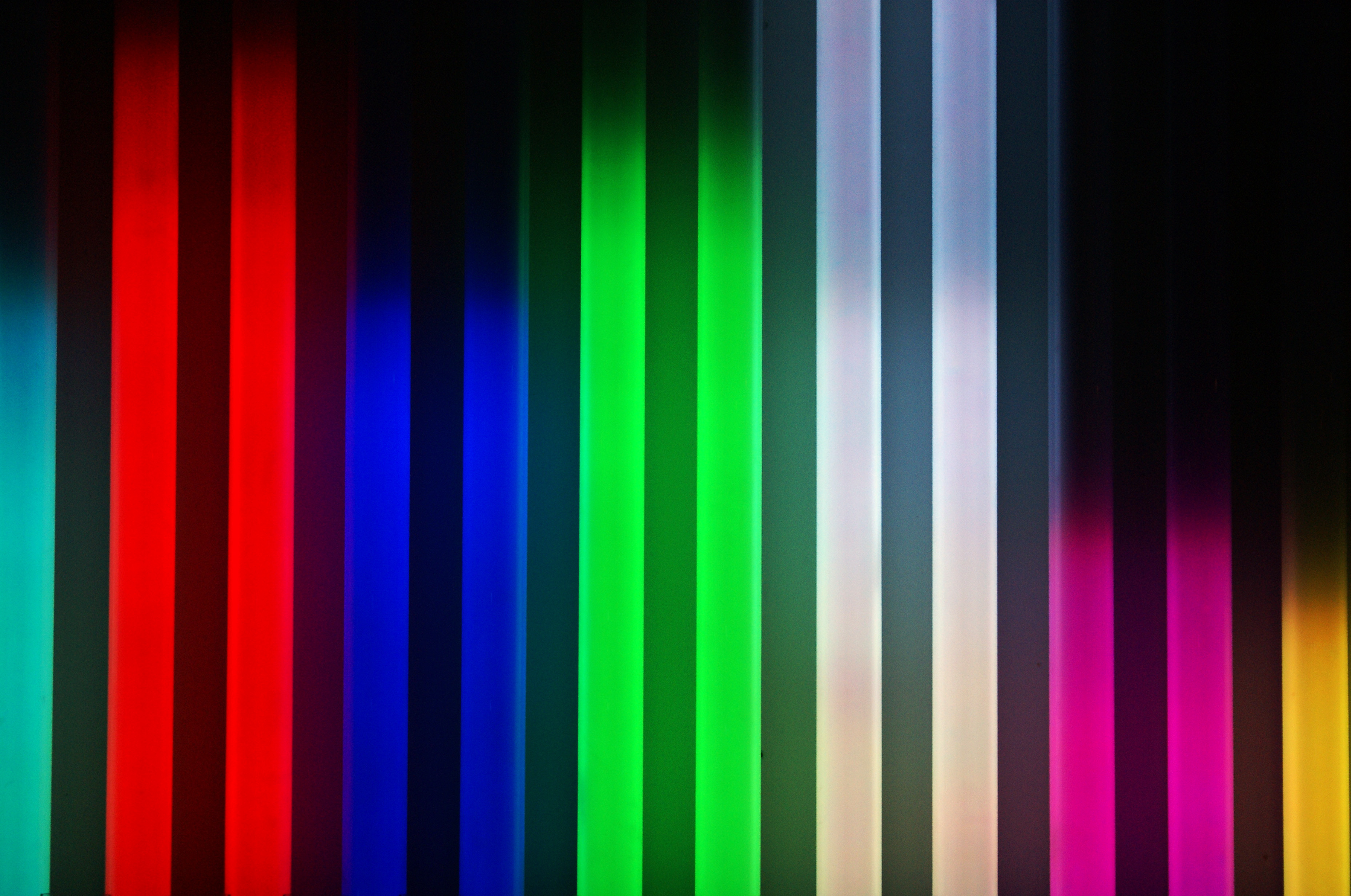 120587 download wallpaper Abstract, Stripes, Streaks, Multicolored, Motley, Lines, Backlight, Illumination screensavers and pictures for free
