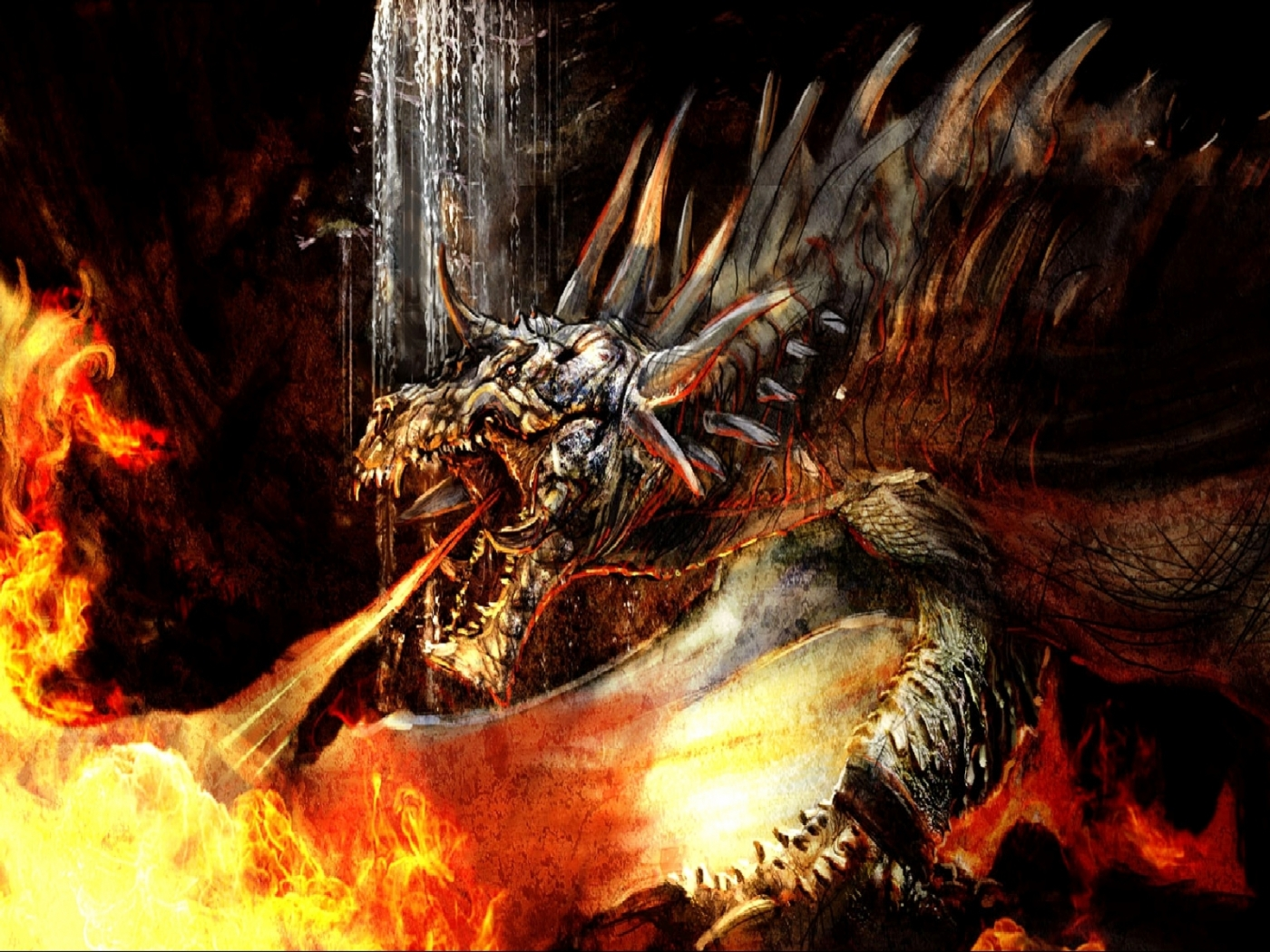 35285 Screensavers and Wallpapers Dragons for phone. Download Fantasy, Dragons pictures for free