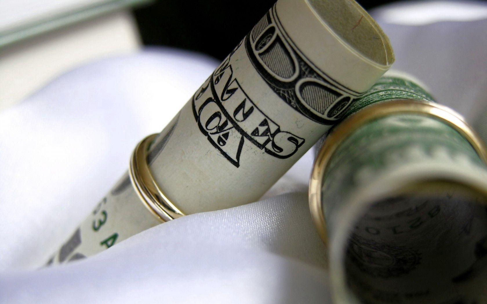 74844 Заставки и Обои Деньги на телефон. Скачать Деньги, Кольца, Макро, Разное, Доллары картинки бесплатно