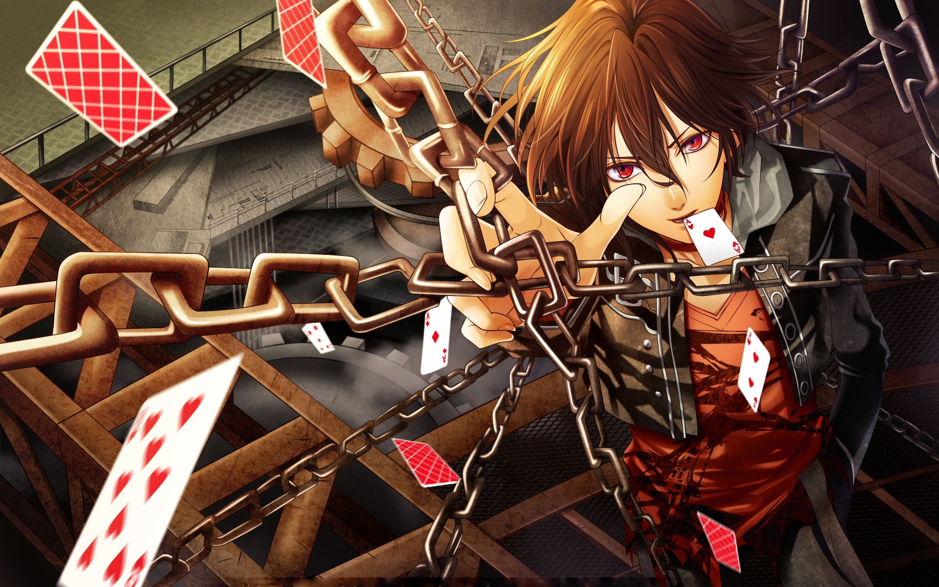 36252 download wallpaper Anime, Men screensavers and pictures for free