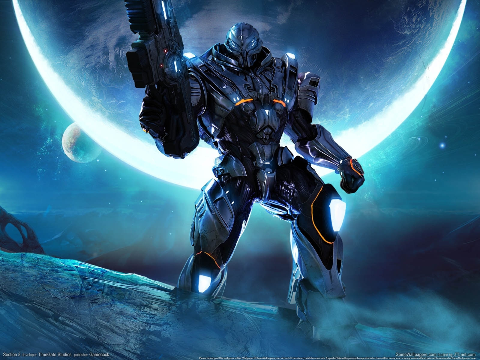 7002 Screensavers and Wallpapers Robots for phone. Download Fantasy, Robots pictures for free