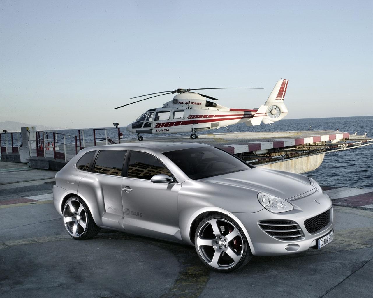 404 Hintergrundbild herunterladen Transport, Auto, Porsche, Hubschrauber, Chopster - Bildschirmschoner und Bilder kostenlos