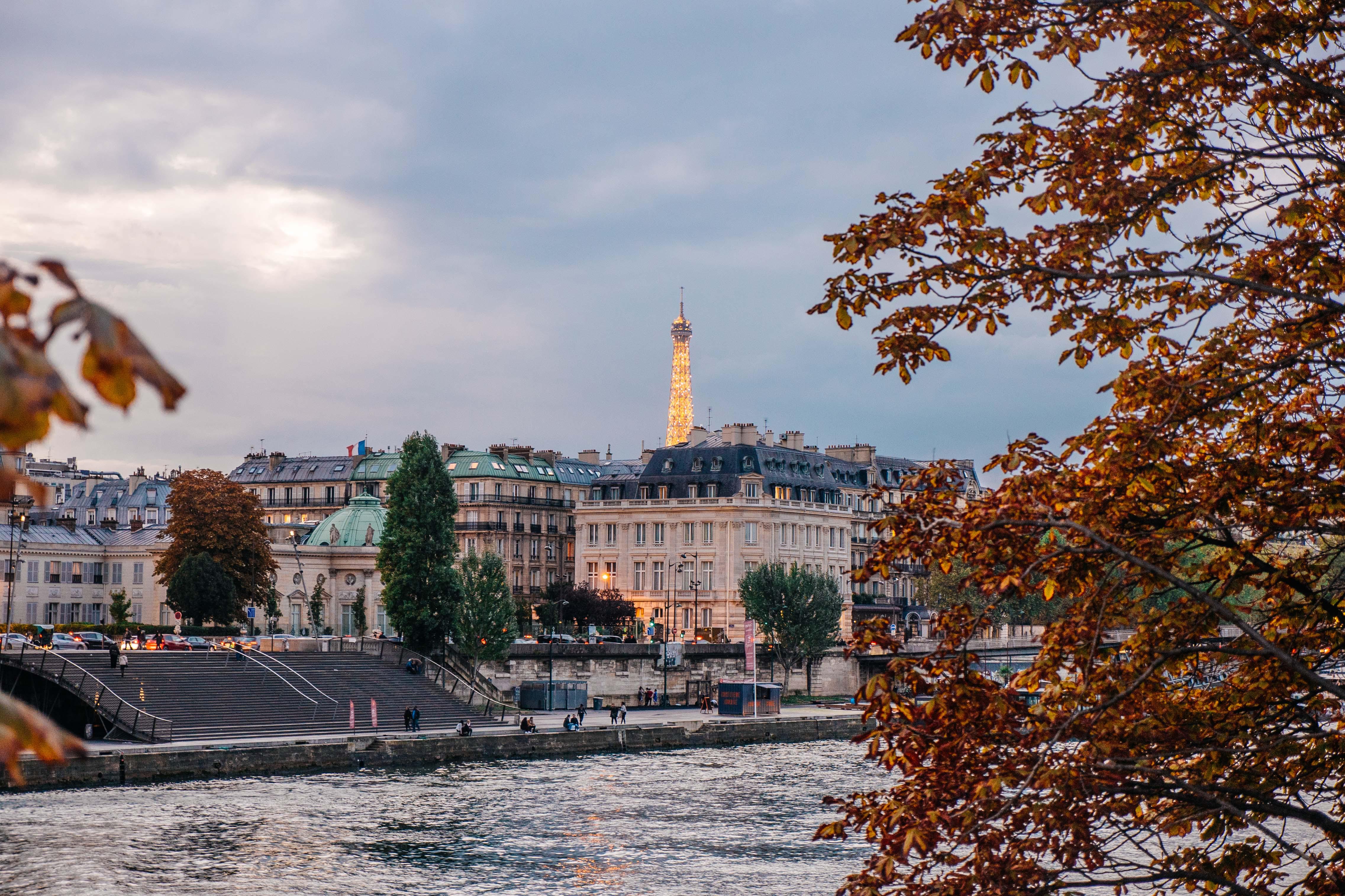 93423壁紙のダウンロードパリ, フランス, 川, 堤防, 波止場, 都市-スクリーンセーバーと写真を無料で