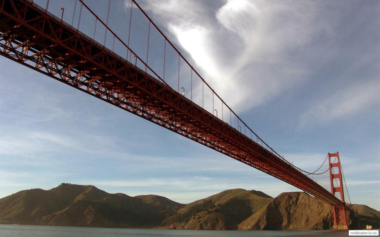 4877 скачать обои Пейзаж, Мосты - заставки и картинки бесплатно
