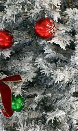 14020 descargar fondo de pantalla Vacaciones, Fondo, Año Nuevo, Navidad: protectores de pantalla e imágenes gratis