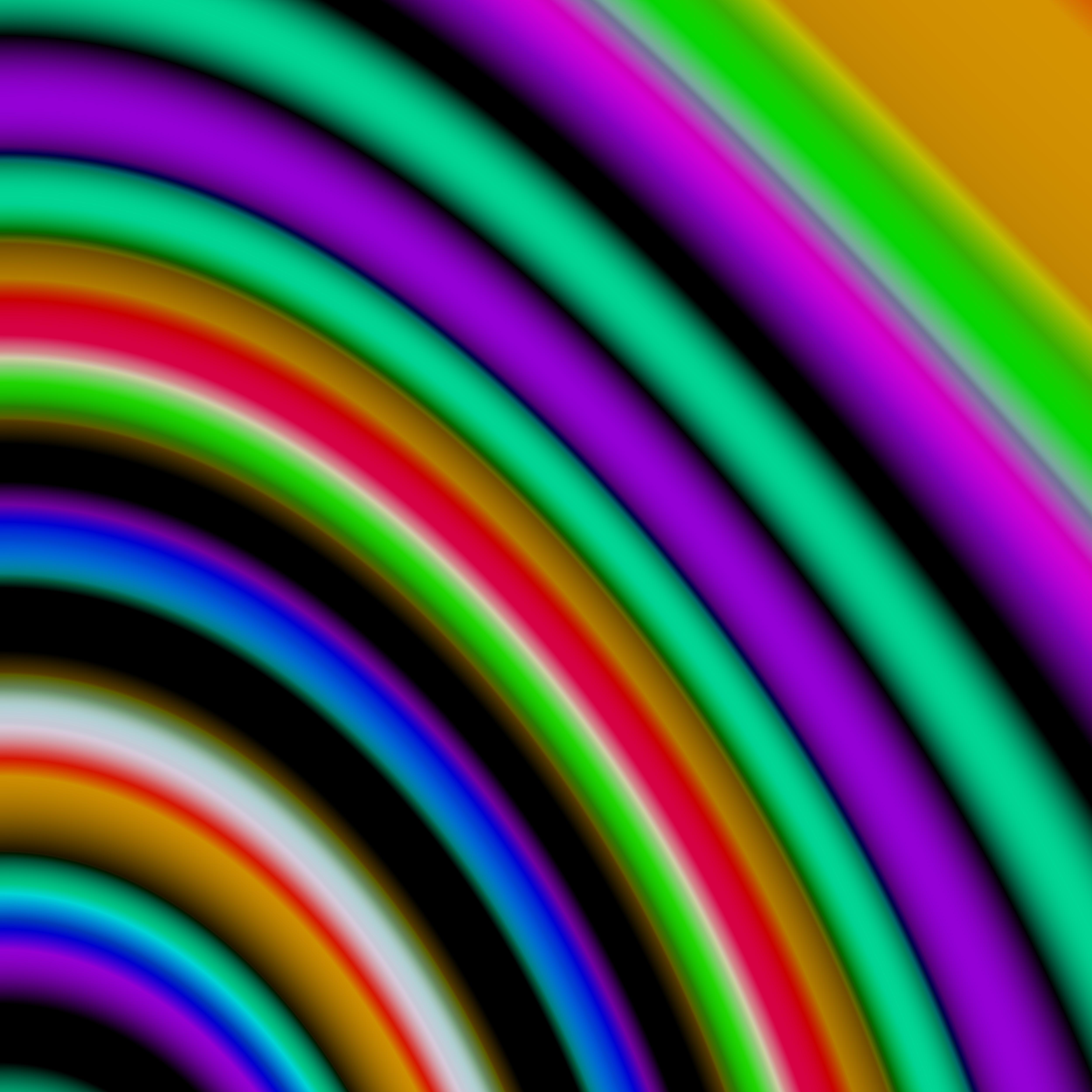 55178 papel de parede 320x480 em seu telefone gratuitamente, baixe imagens Abstrato, Multicolorido, Motley, Embaçamento, Liso, Listras, Estrias 320x480 em seu celular