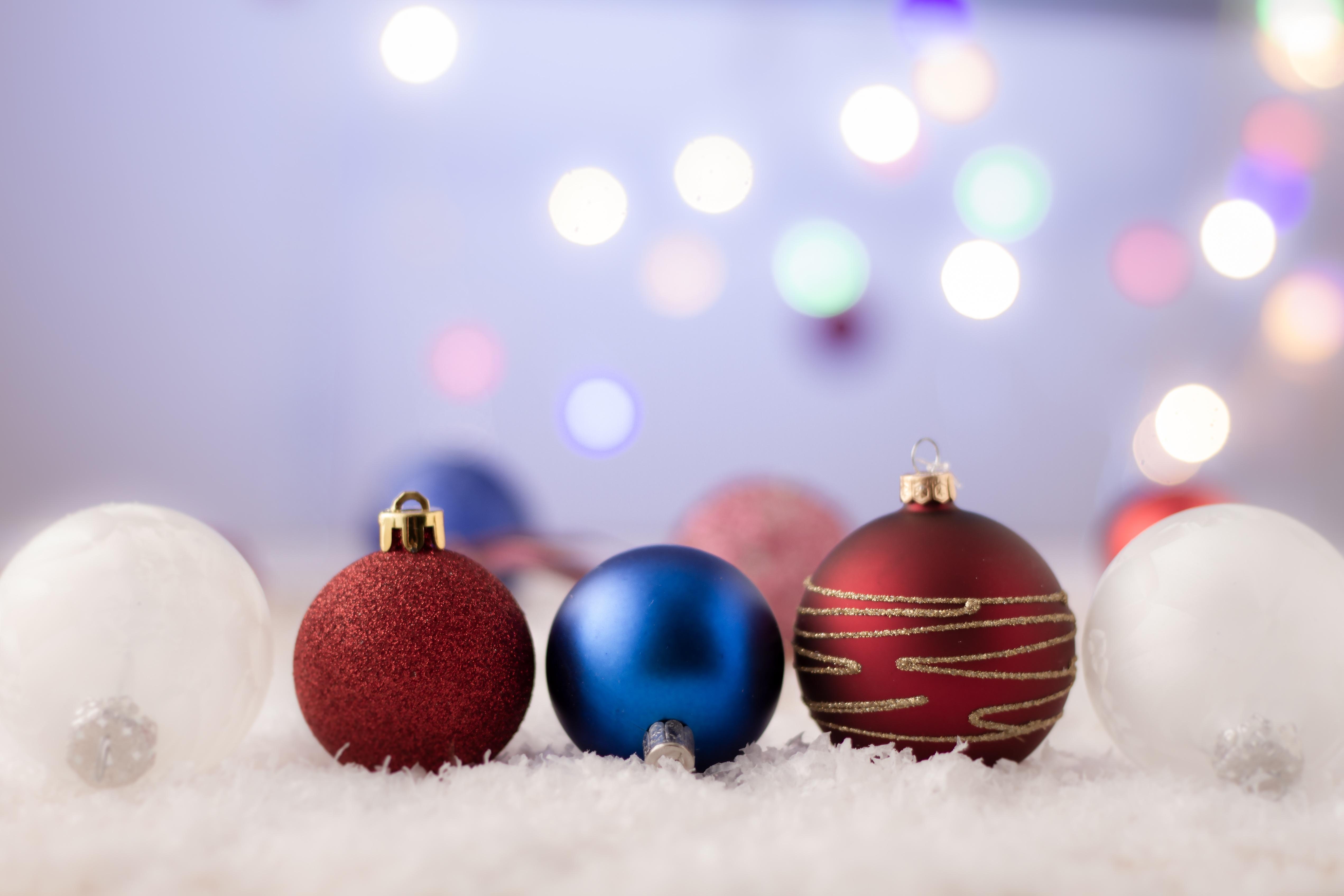 155156 скачать обои Праздники, Новый Год, Украшения, Игрушки, Рождество, Праздник, Шары - заставки и картинки бесплатно