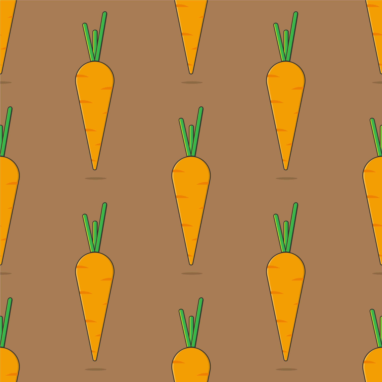 59899 Заставки и Обои Овощи на телефон. Скачать Фон, Арт, Овощи, Вектор, Морковь картинки бесплатно
