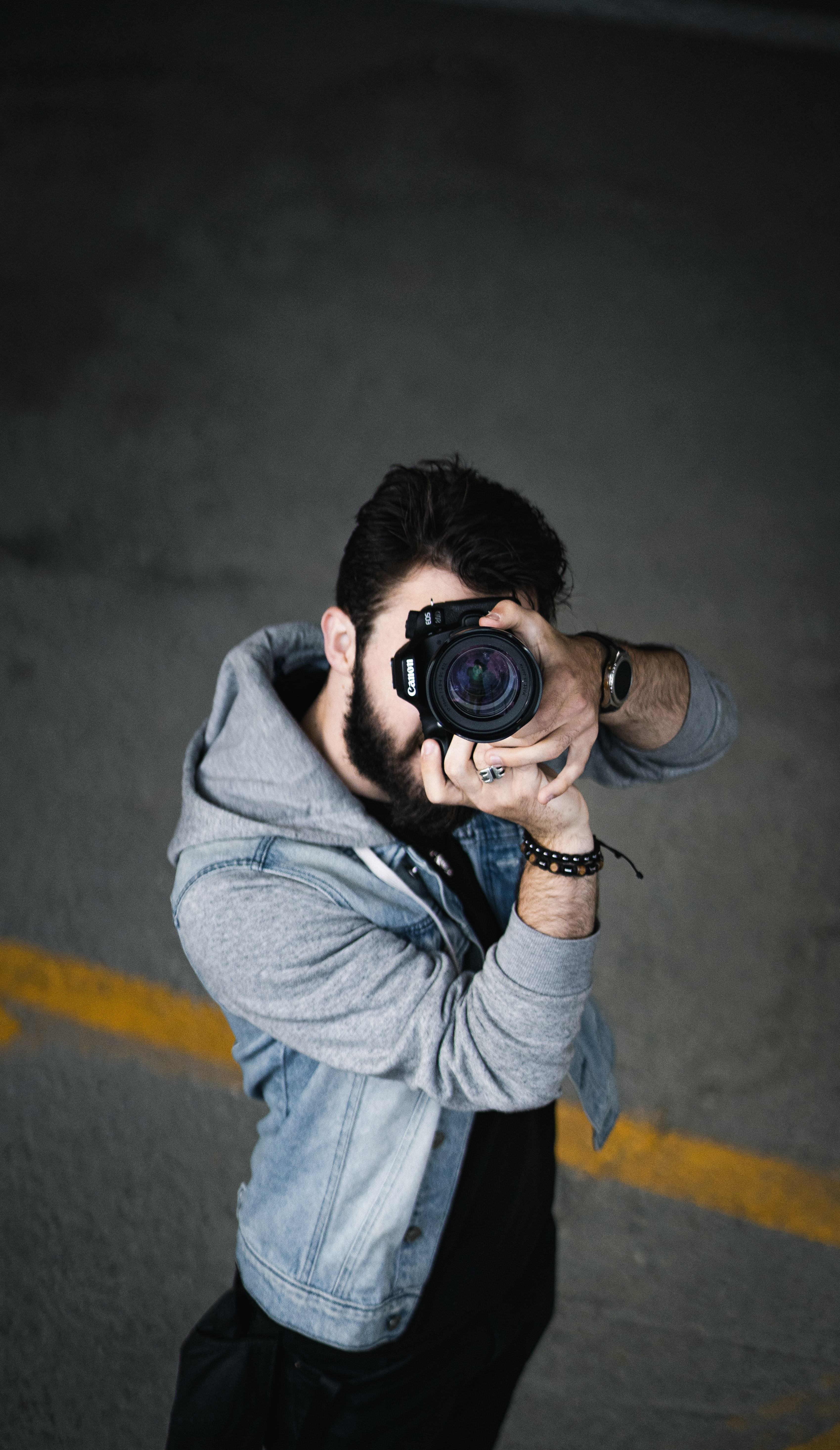 111627 Screensavers and Wallpapers Lens for phone. Download Miscellanea, Miscellaneous, Human, Person, Lens, Photographer, Shooting, Survey, Camera pictures for free
