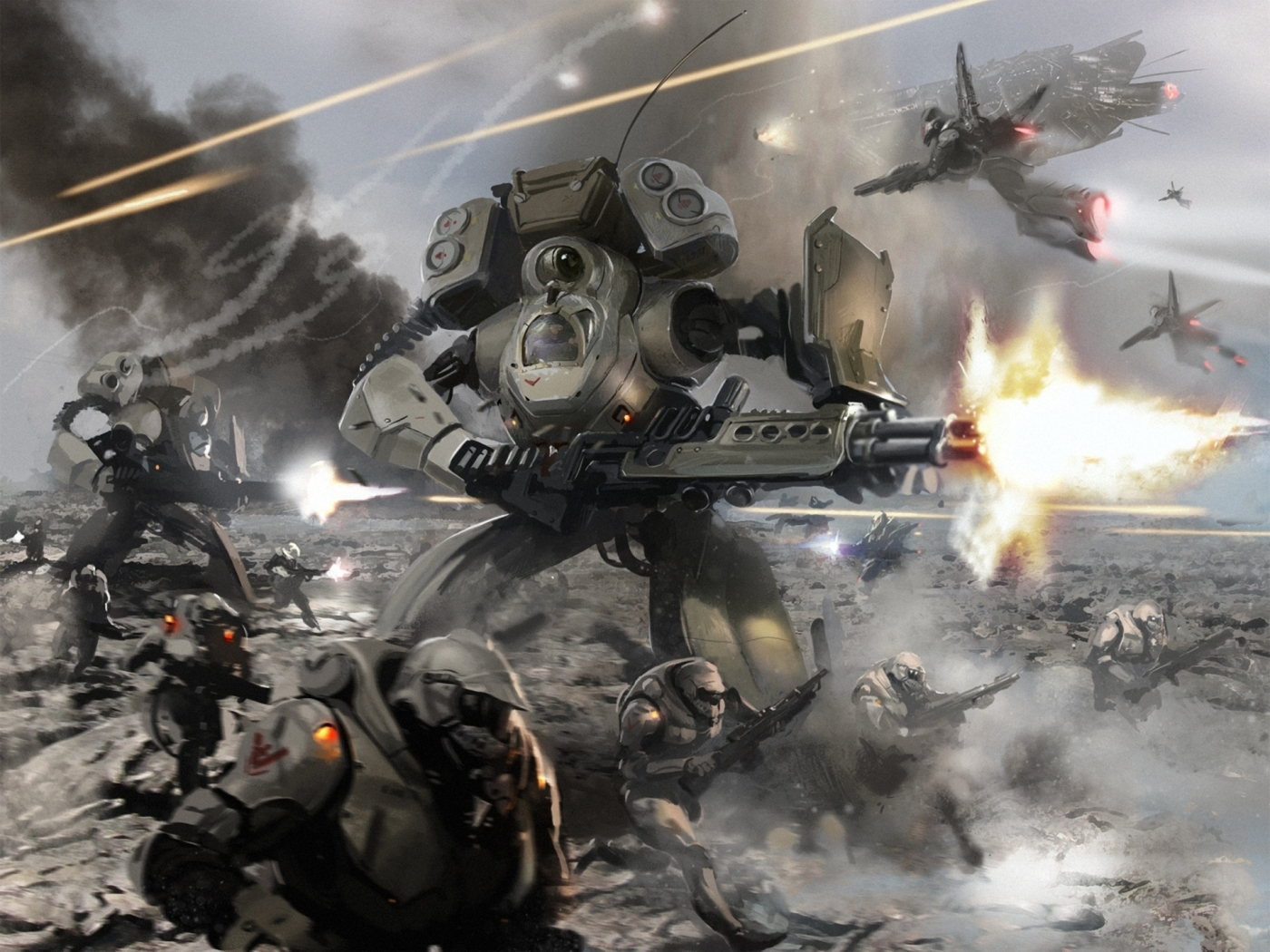 38576 Screensavers and Wallpapers Robots for phone. Download Fantasy, Robots pictures for free