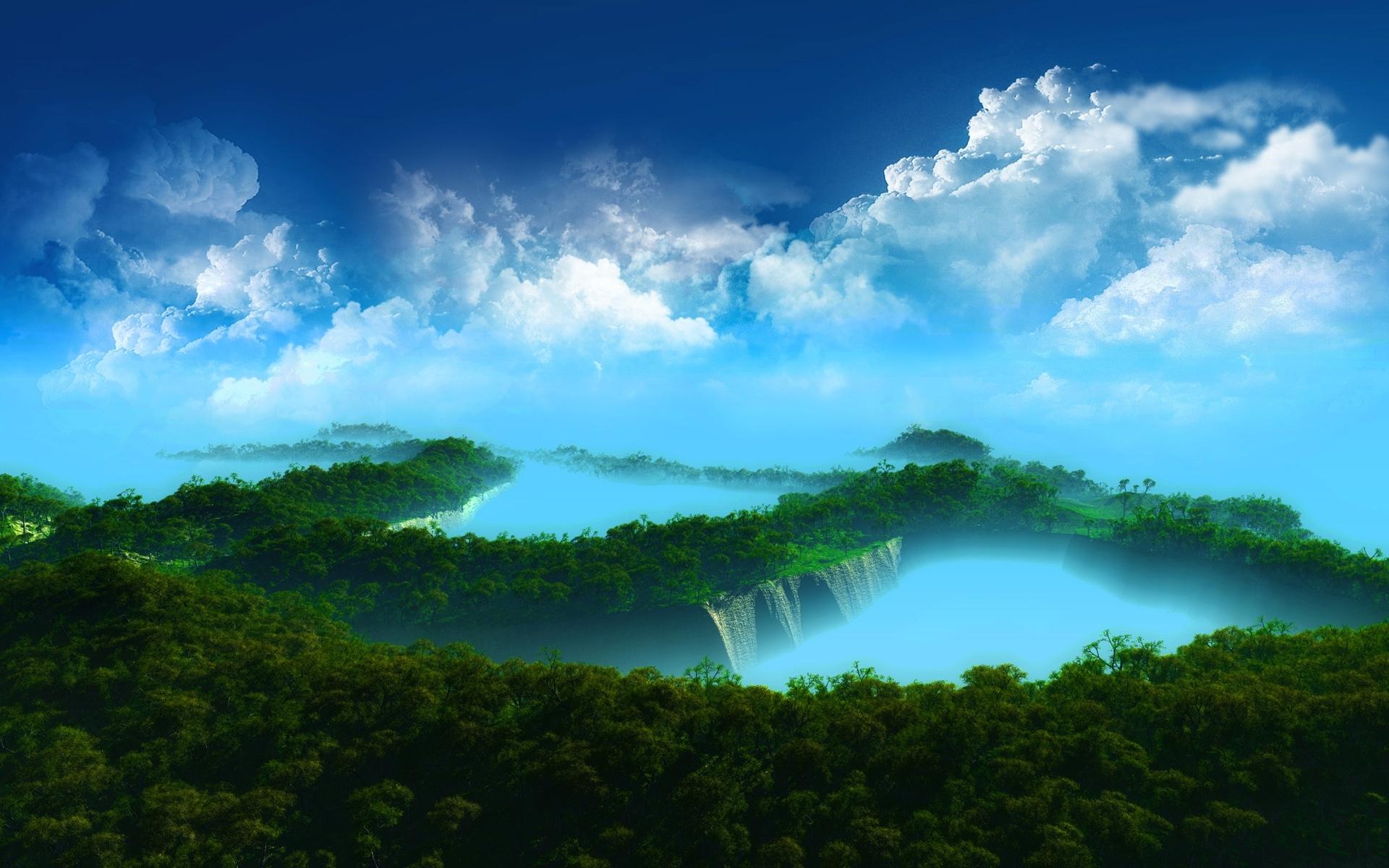 47874 télécharger le fond d'écran Paysage, Nature - économiseurs d'écran et images gratuitement