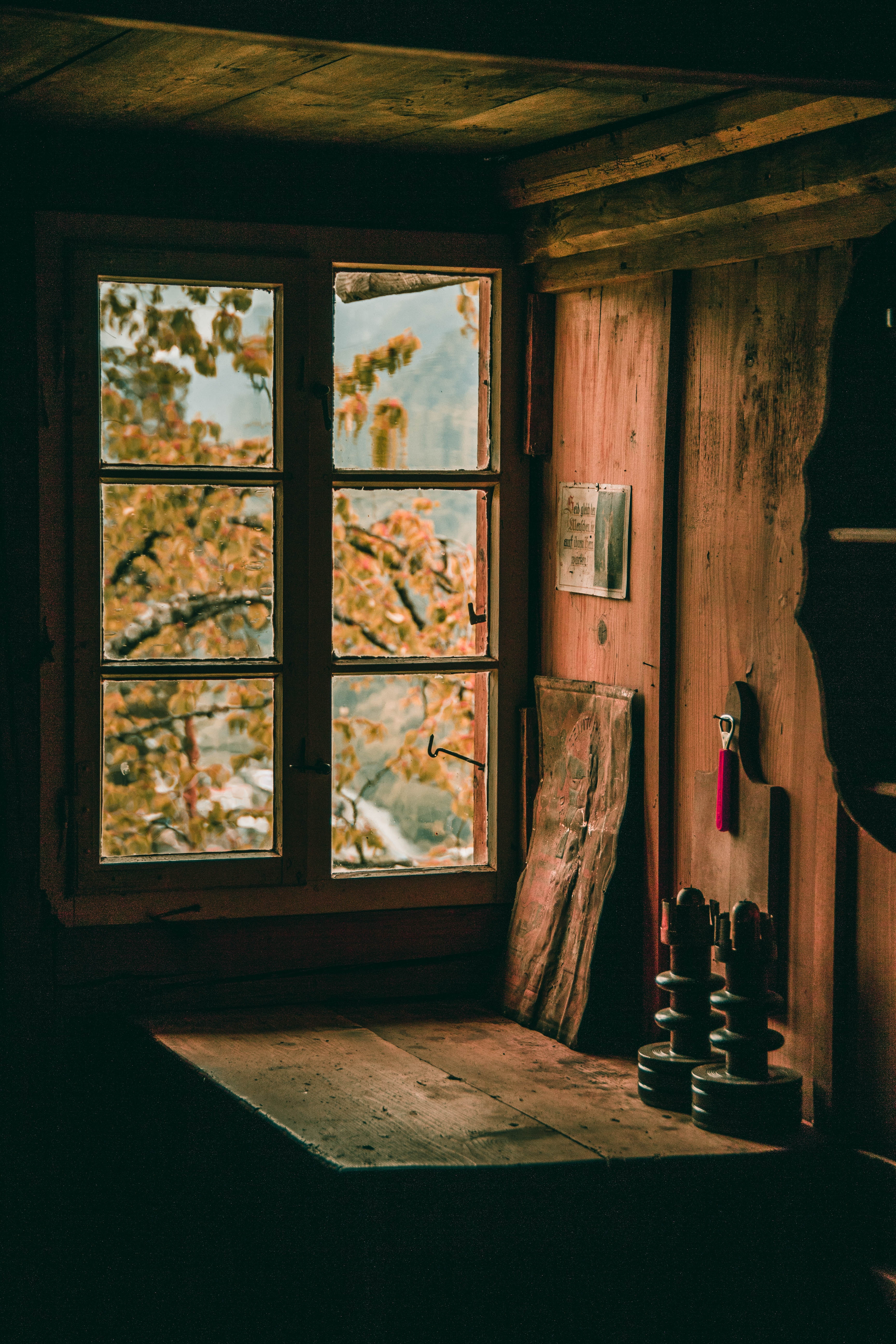 157335 Screensavers and Wallpapers Room for phone. Download Miscellanea, Miscellaneous, Window, Room, Interior, Wood, Wooden pictures for free
