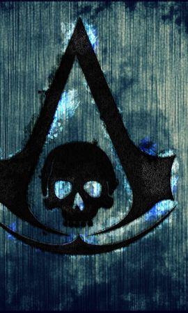 20219 скачать обои Игры, Логотипы, Кредо Убийцы (Assassin's Creed) - заставки и картинки бесплатно