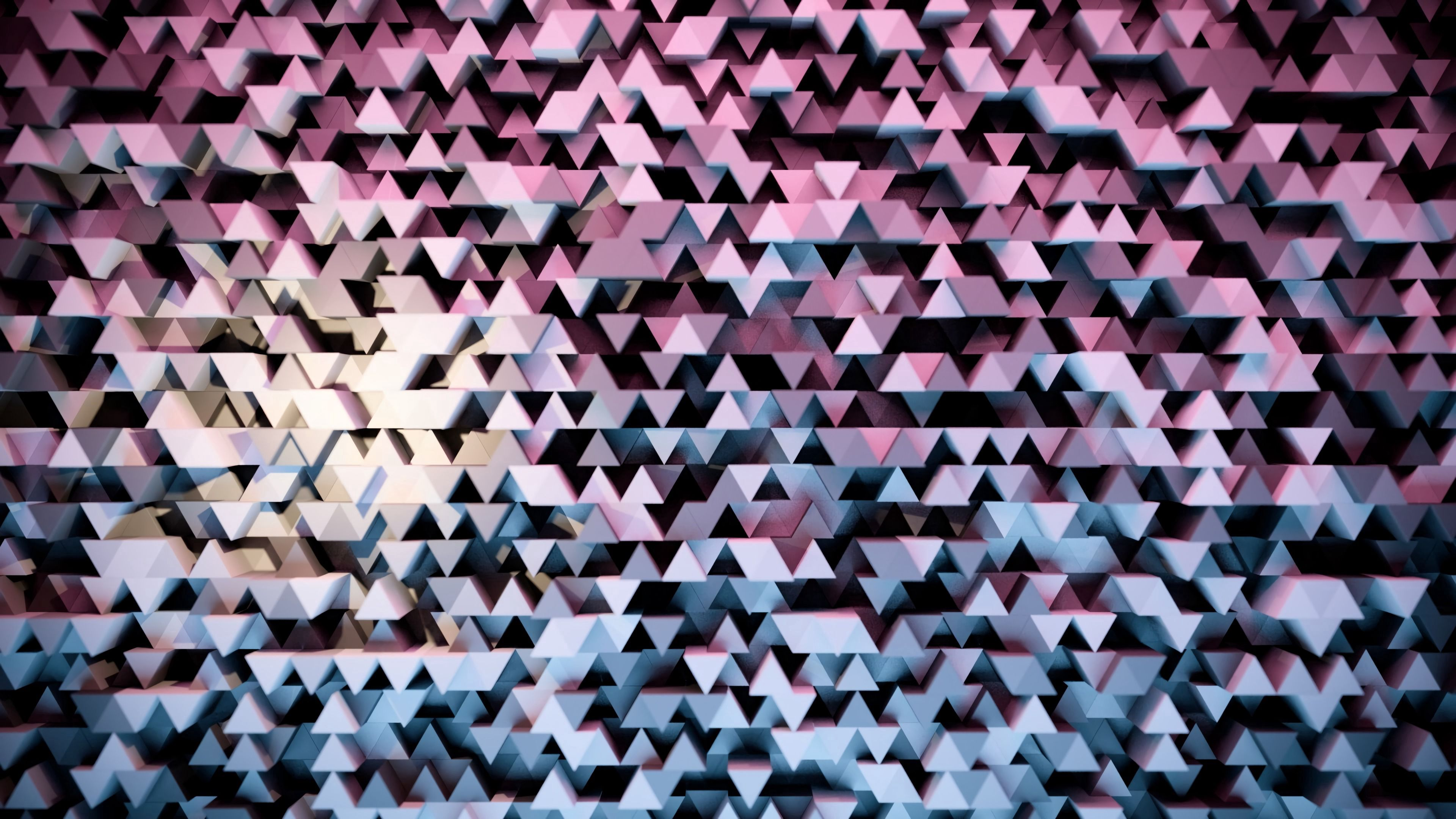139315 download wallpaper Abstract, Triangles, Volume, 3D screensavers and pictures for free