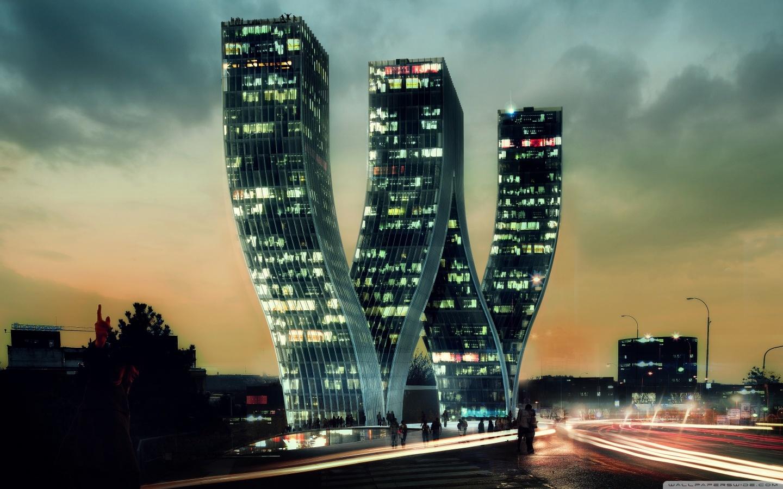20793 скачать обои Пейзаж, Города, Ночь, Архитектура - заставки и картинки бесплатно