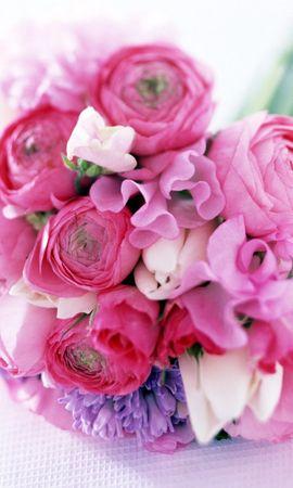 6157 télécharger le fond d'écran Fêtes, Plantes, Fleurs, Bouquets, 8 Mars, Journée Internationale De La Femme - économiseurs d'écran et images gratuitement