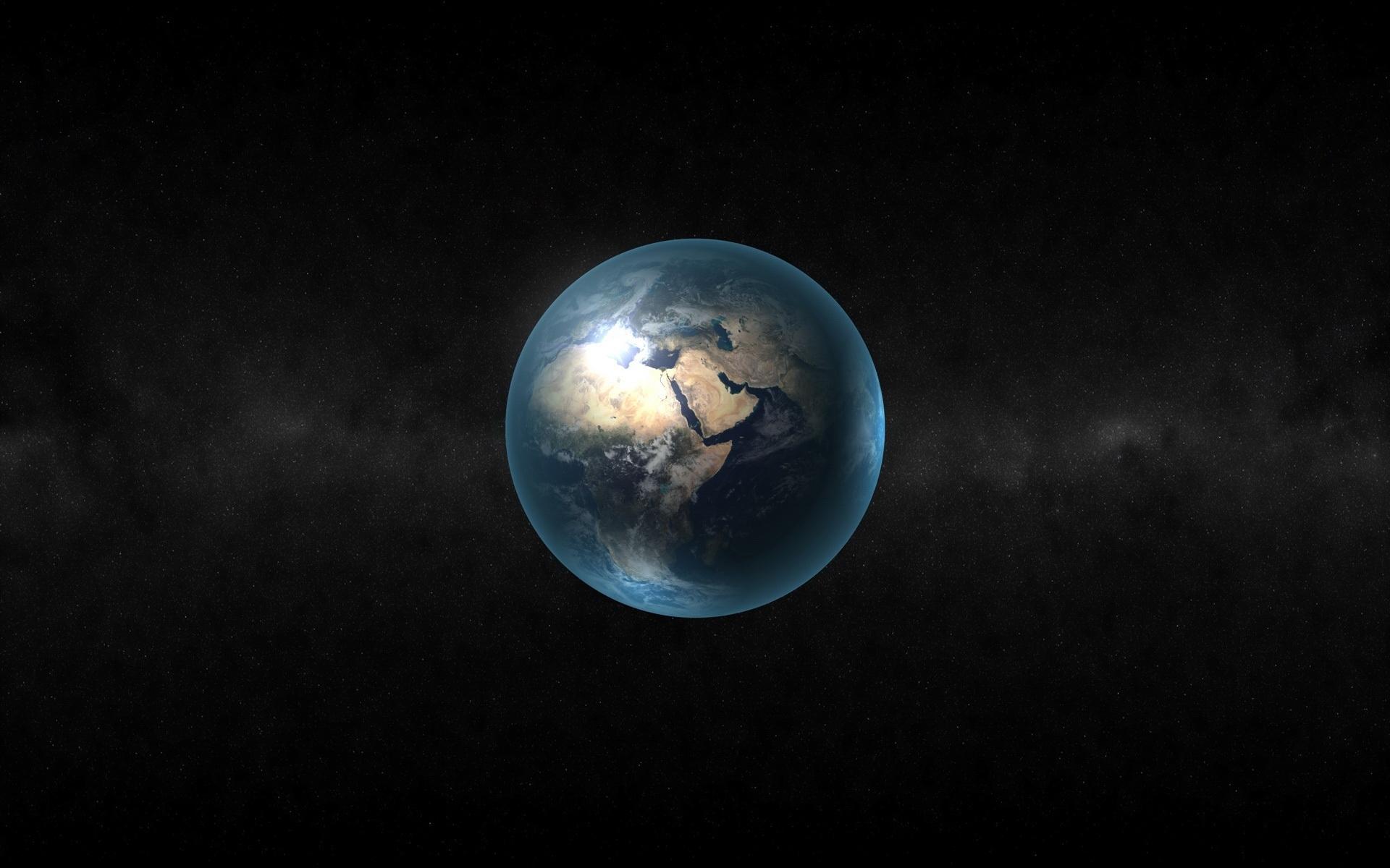 438 télécharger le fond d'écran Paysage, Fantaisie, Planètes, Univers - économiseurs d'écran et images gratuitement