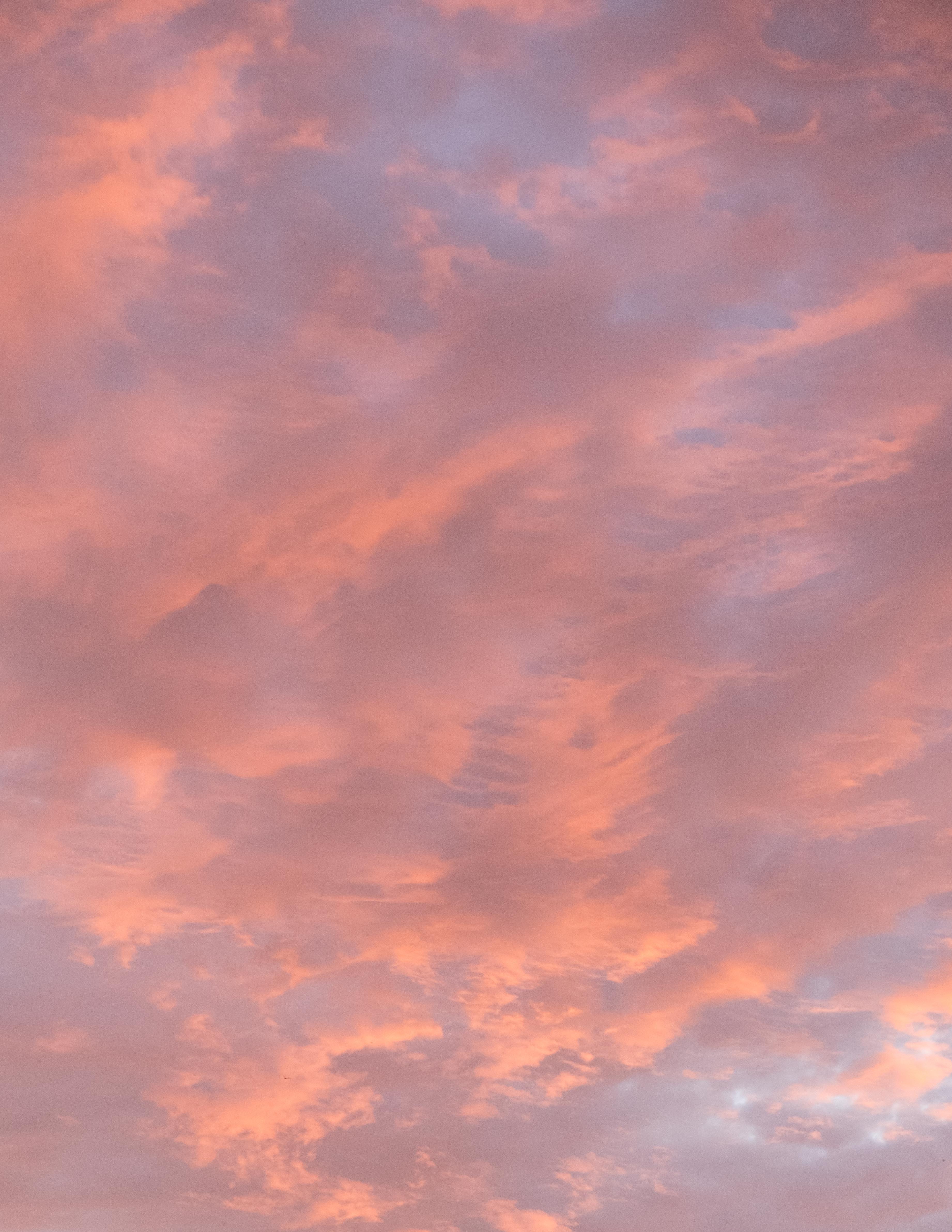 154563 скачать обои Природа, Небо, Закат, Облака, Вечер - заставки и картинки бесплатно
