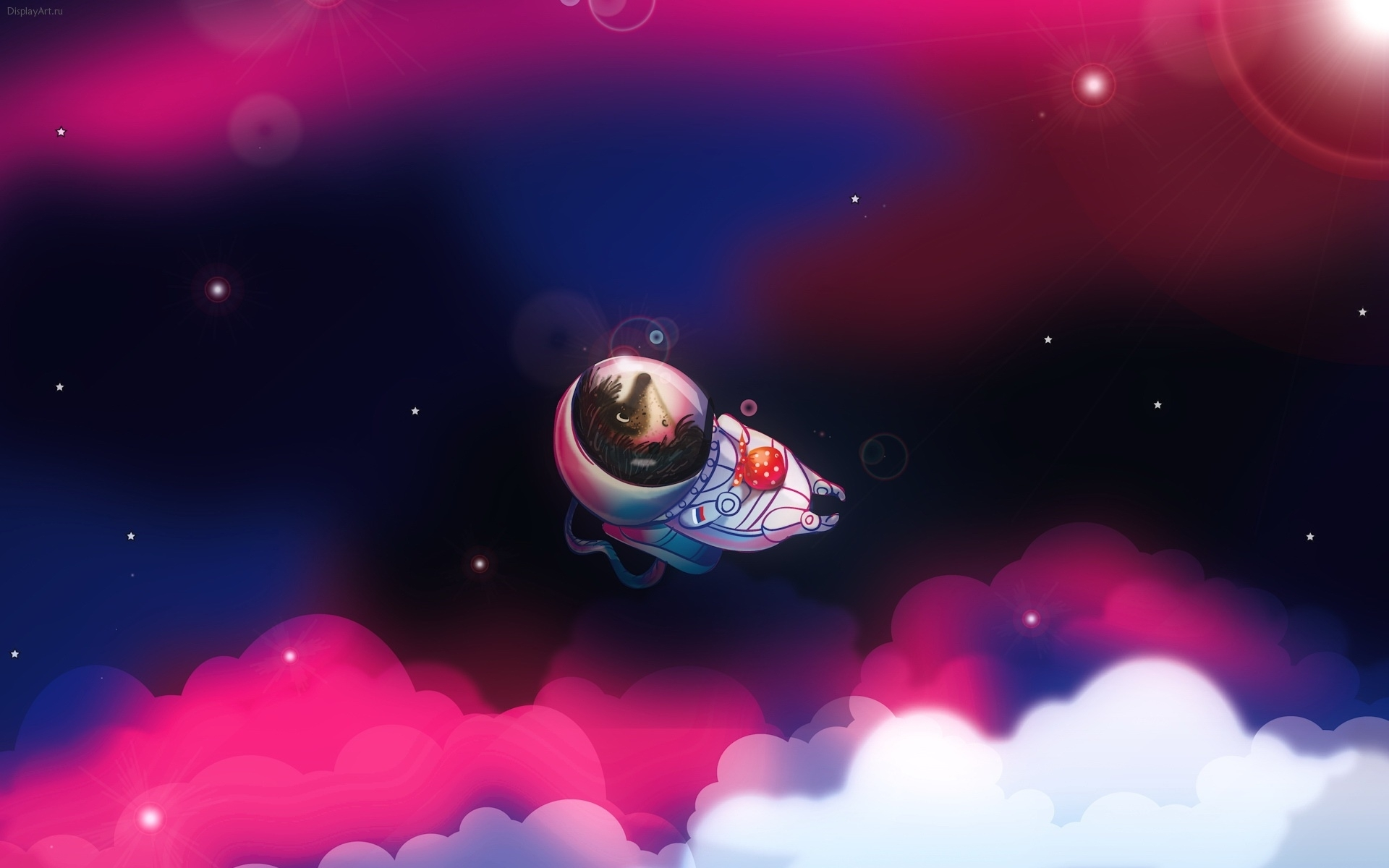4684 download wallpaper Cartoon, Hedgehogs, Universe, Pictures screensavers and pictures for free
