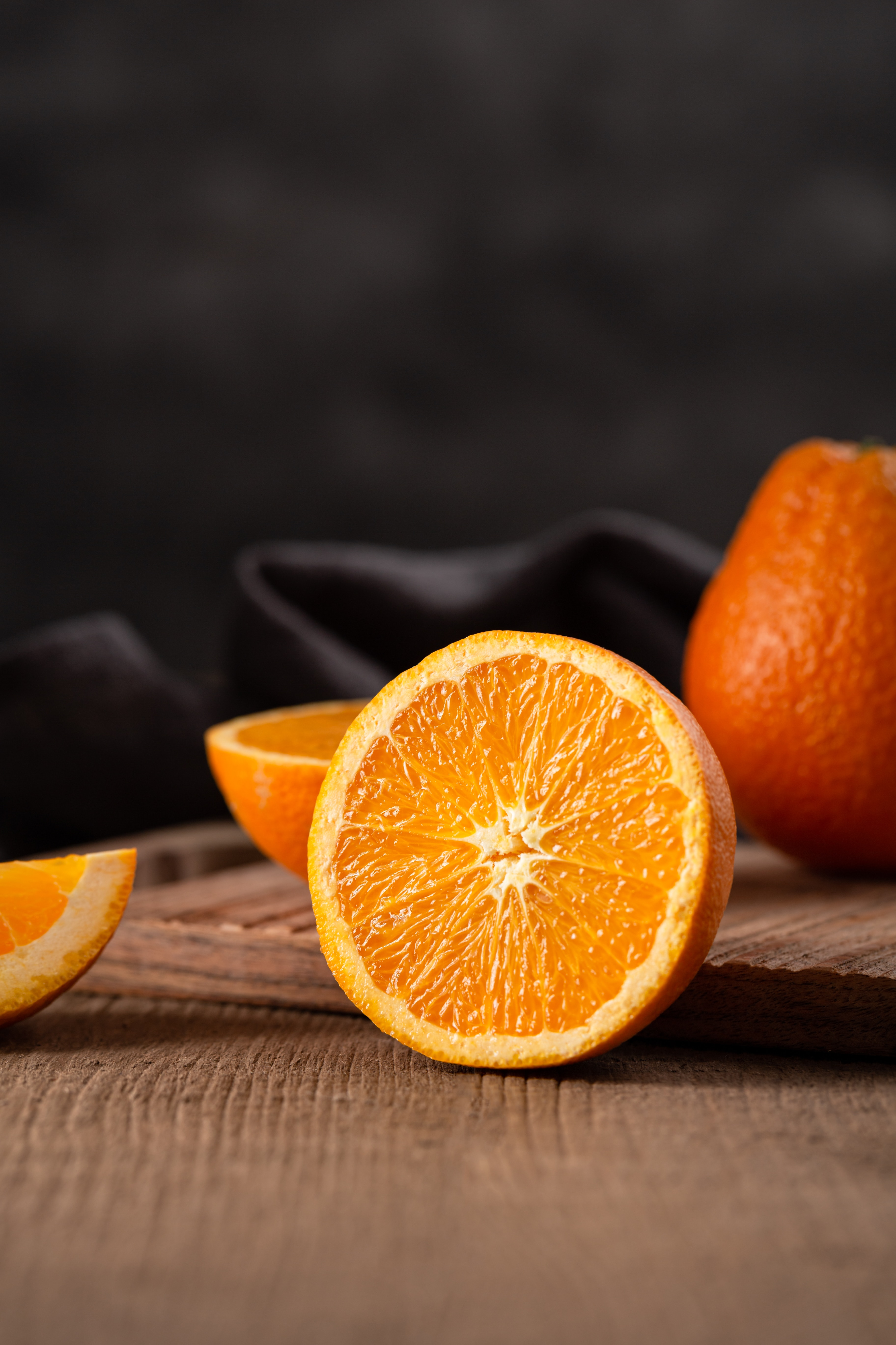 121059 download wallpaper Food, Fruit, Citrus, Lobules, Slices screensavers and pictures for free
