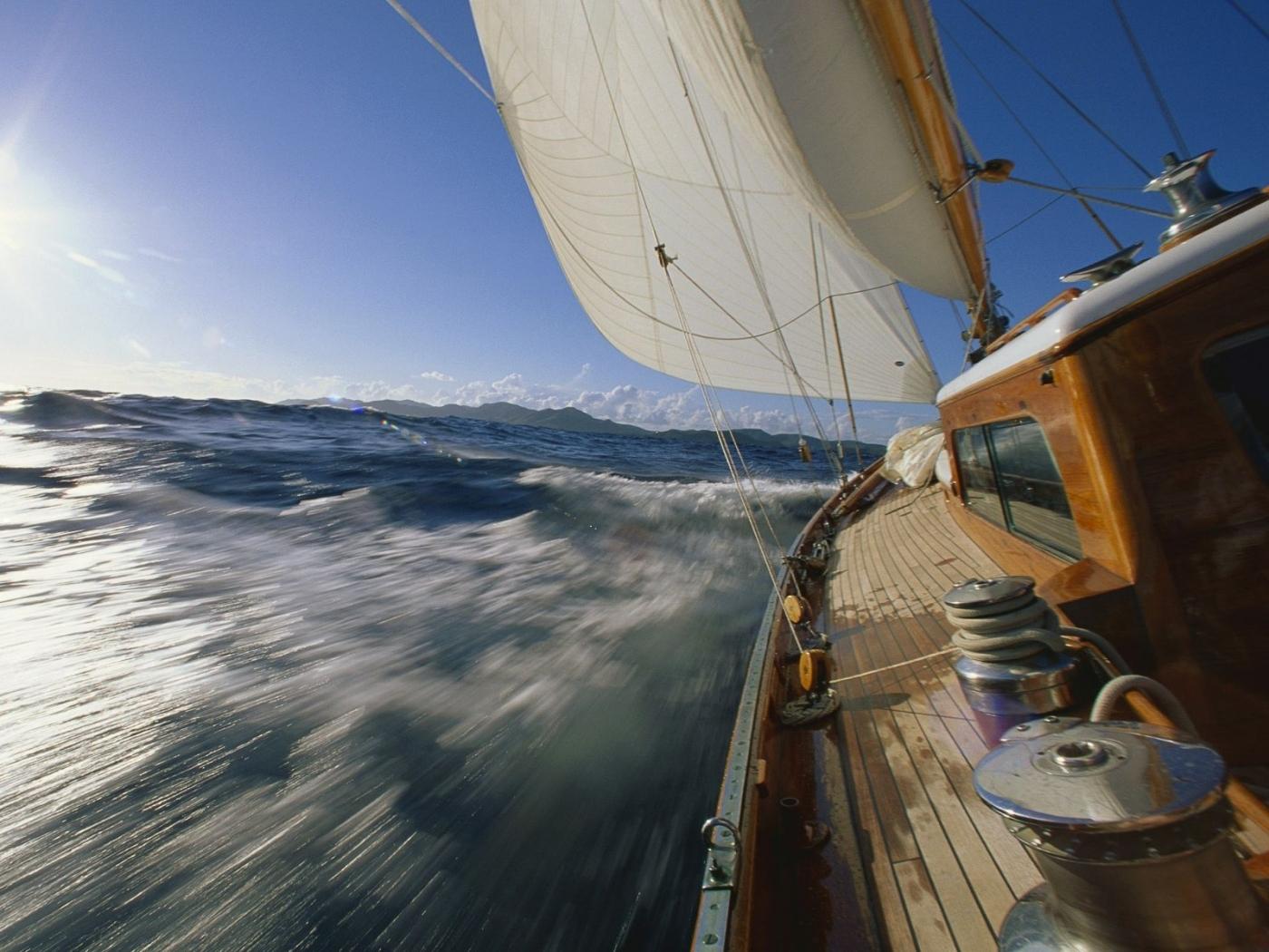 45215 скачать обои Пейзаж, Корабли, Море - заставки и картинки бесплатно