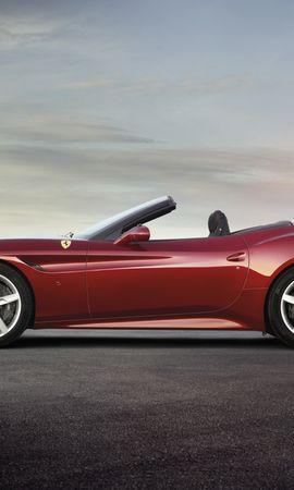157867 télécharger le fond d'écran Voitures, Ferrari, Californie T, Ferrari Californie T, Vue De Côté, Cabriolet - économiseurs d'écran et images gratuitement