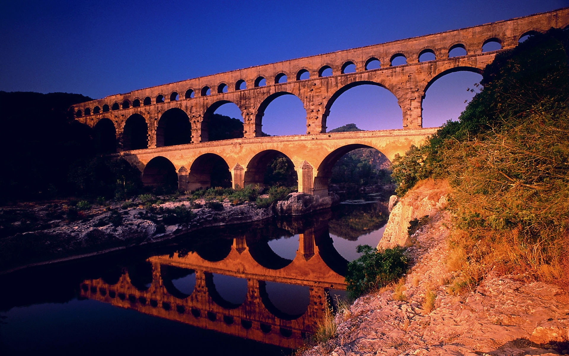29196 скачать обои Пейзаж, Мосты, Архитектура - заставки и картинки бесплатно